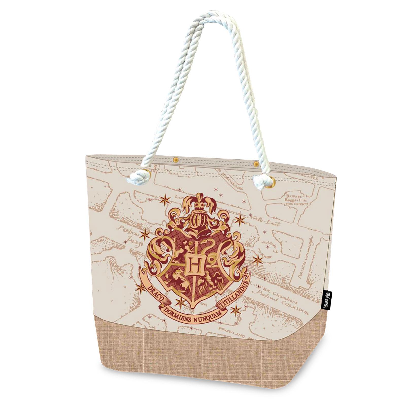 Harry Potter - Hogwarts Strandtasche