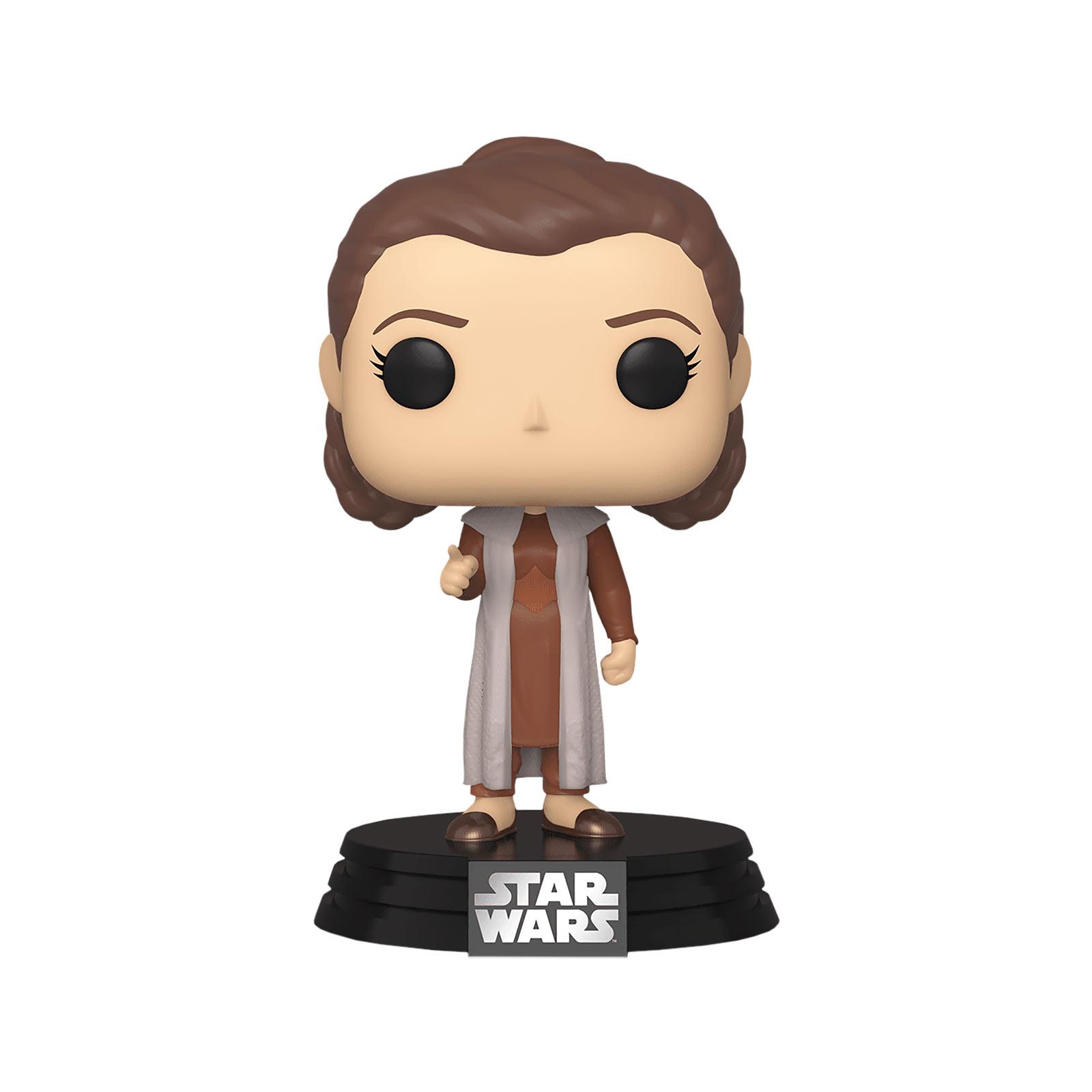 Star Wars - Leia Bespin Funko Pop Wackelkopf-Figur