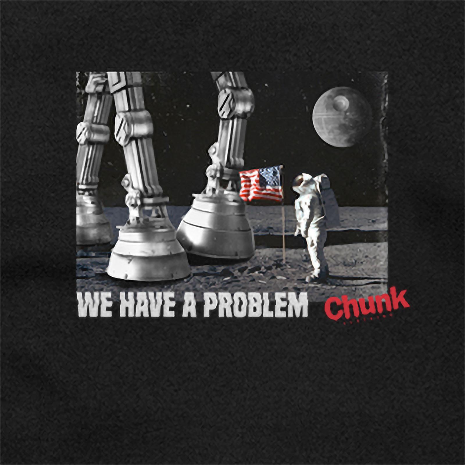 Houston We Have a Problem T-Shirt für Star Wars Fans schwarz