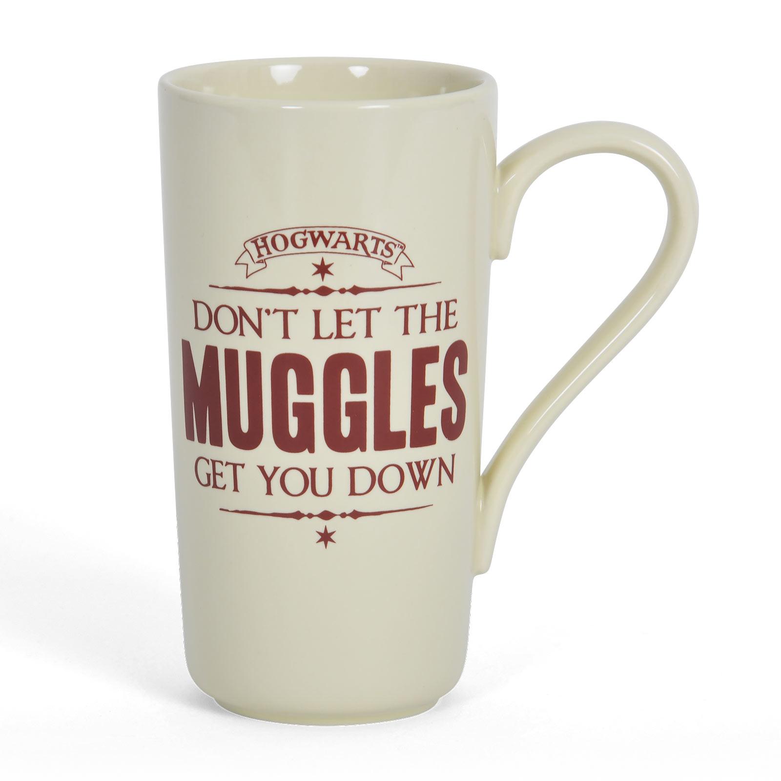 Harry Potter - Muggel Tasse XXL