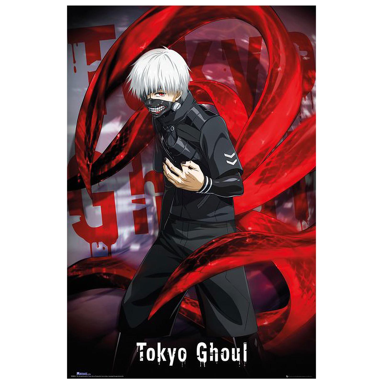 Tokyo Ghoul - Ken Kaneki Maxi Poster
