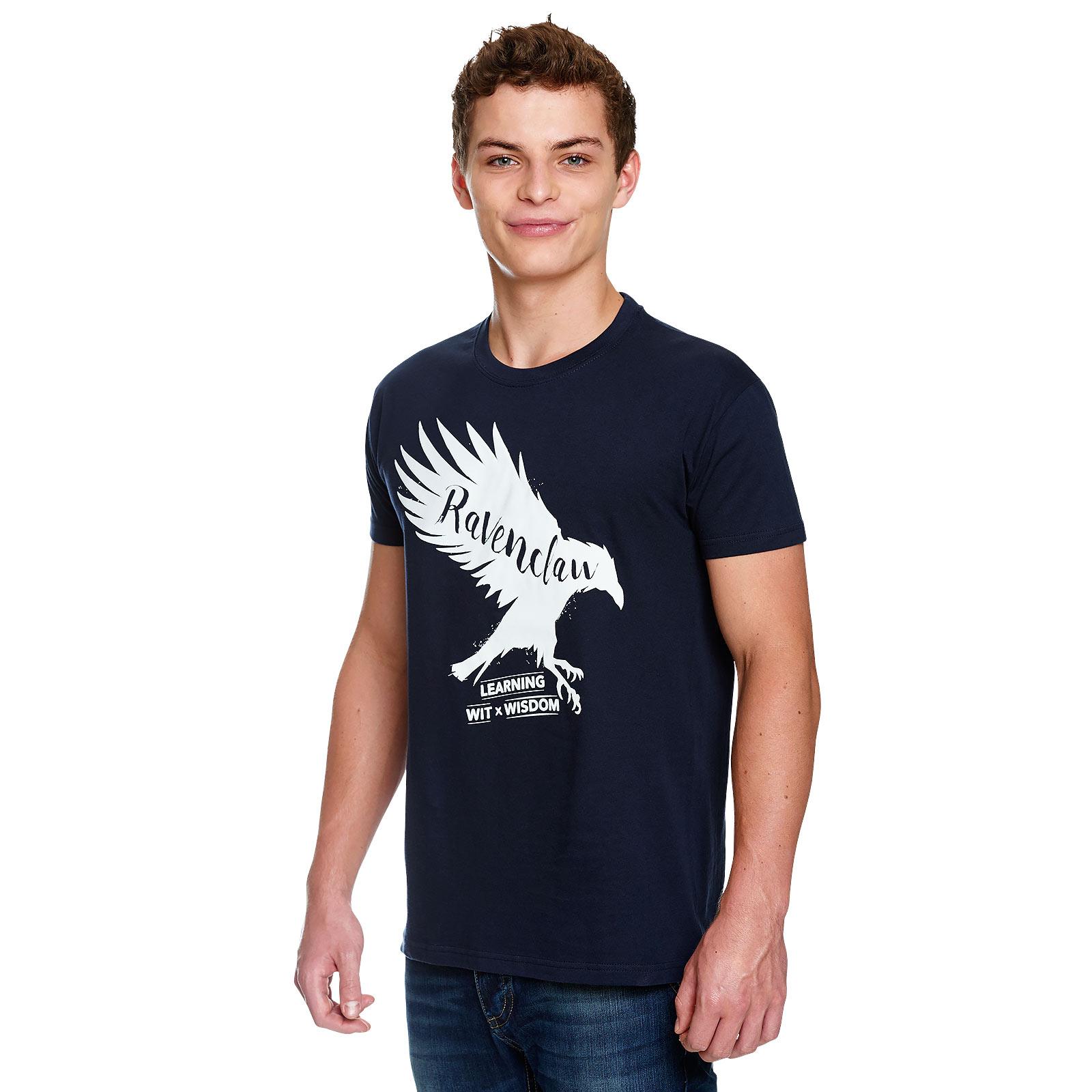 Harry Potter - Ravenclaw House Pride T-Shirt blau