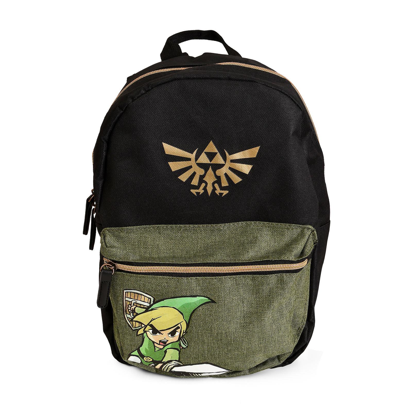 Zelda - Link Wind Waker Rucksack für Kinder