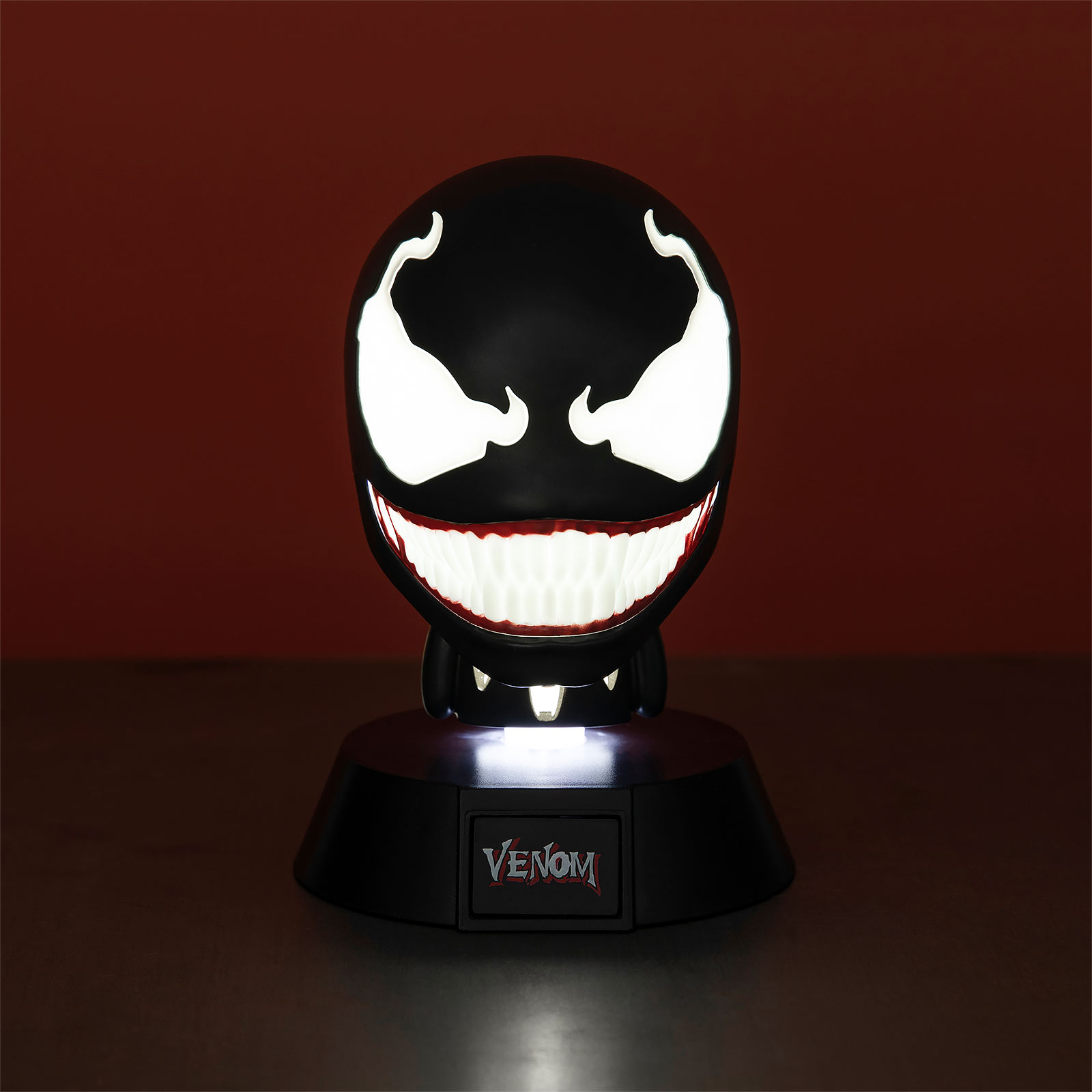 Marvel - Venom Icons 3D Tischlampe
