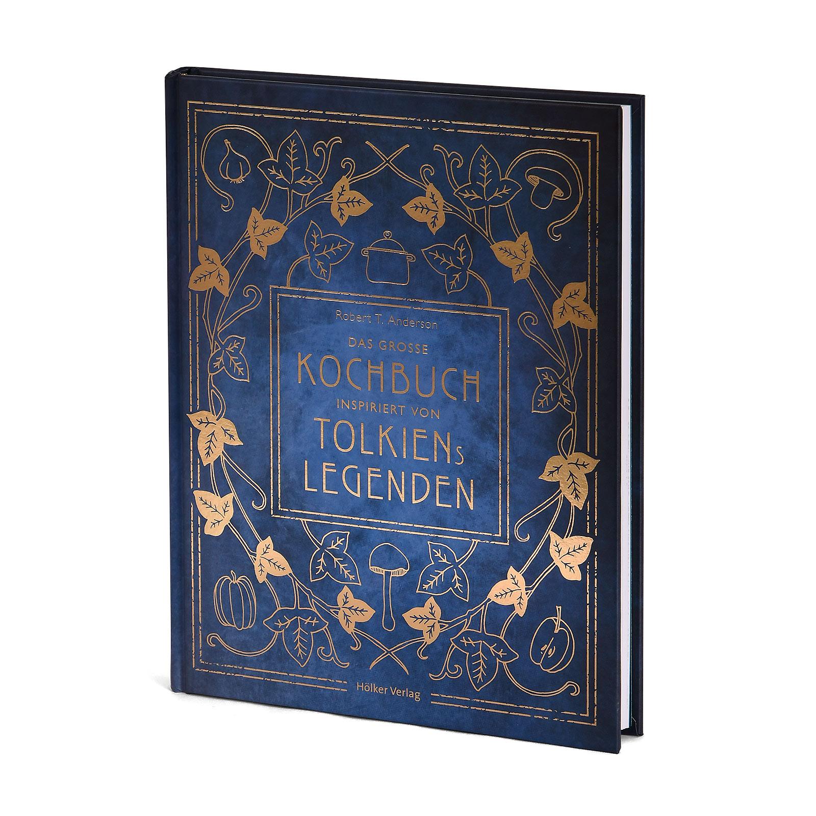 Das große Kochbuch inspiriert von Tolkiens Legenden