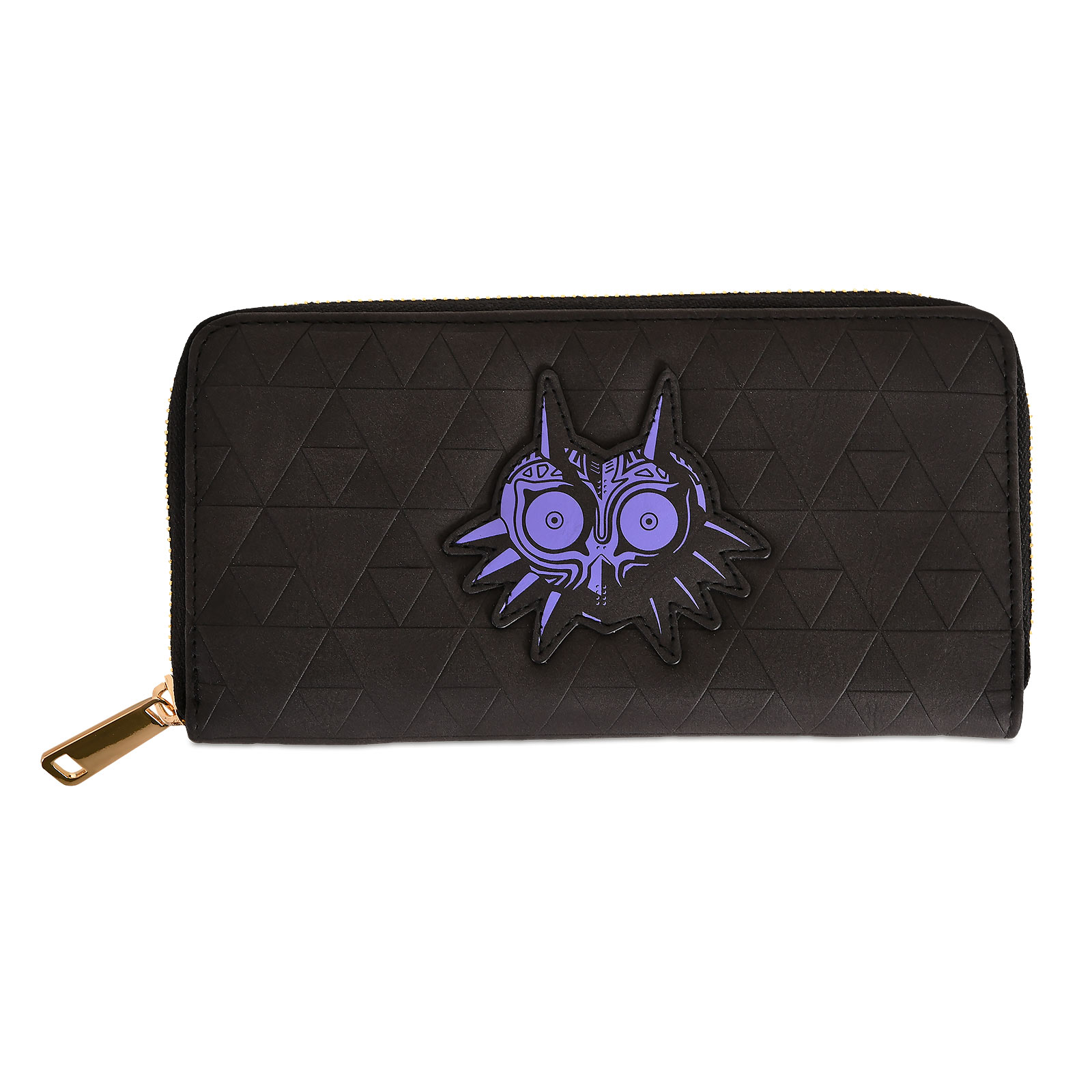 Zelda - Majora's Mask Geldbörse schwarz