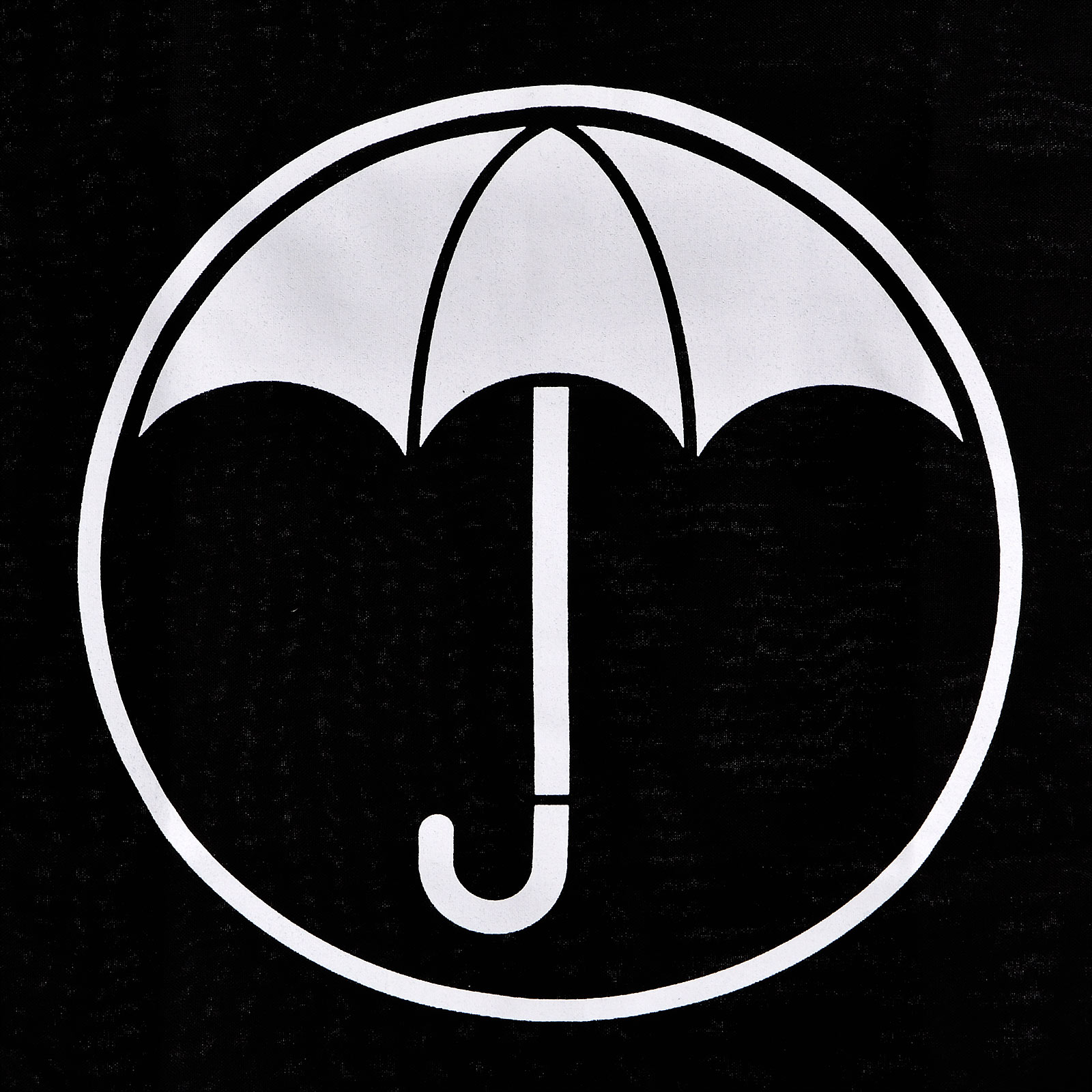 Logo Sportbag für The Umbrella Academy Fans schwarz