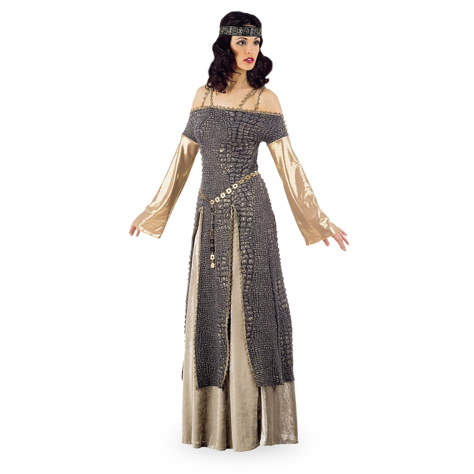 Lady Gineva - Mittelalterkostüm