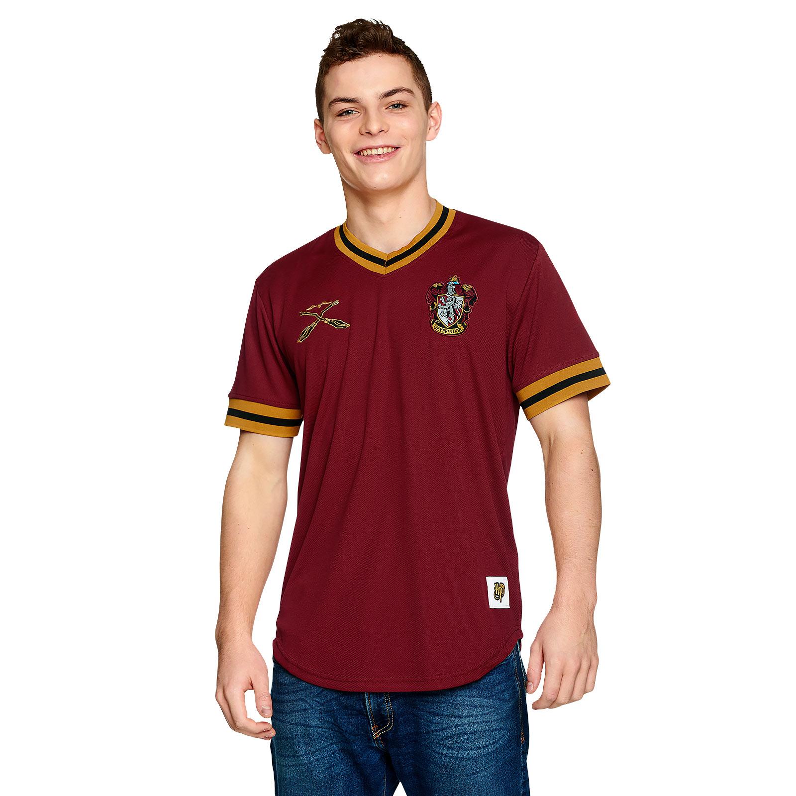 Harry Potter - Quidditch Team Gryffindor T-Shirt