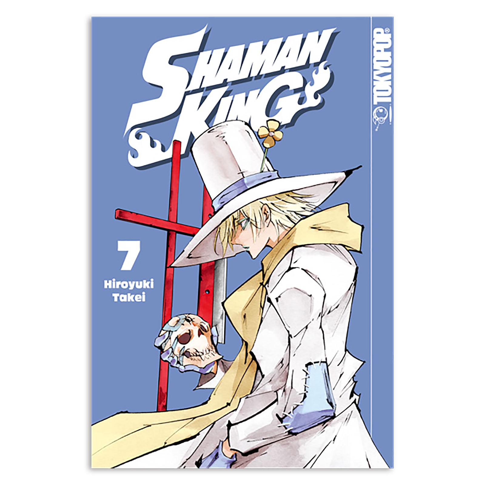 Shaman King - Band 7 Taschenbuch