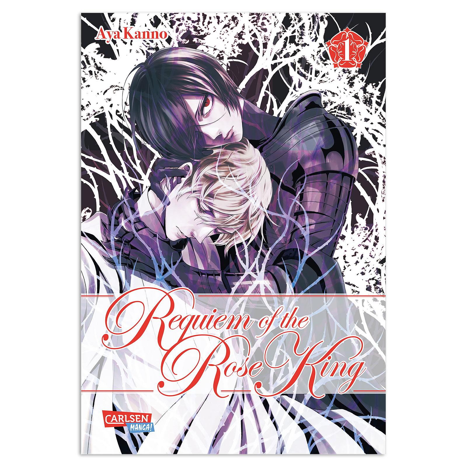 Requiem of the Rose King - Band 1 Taschenbuch