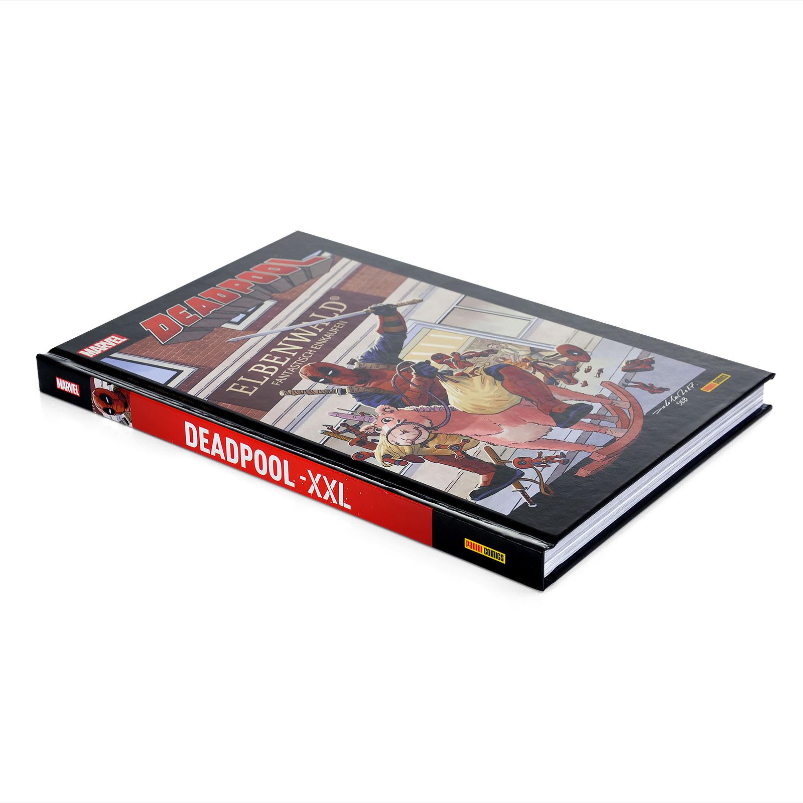 Deadpool XXL - Elbenwald Edition