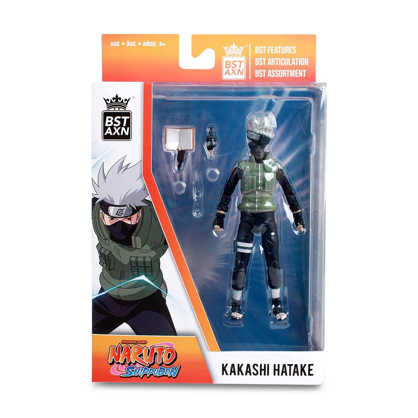 Naruto - Kakashi BST AXN Actionfigur 13 cm