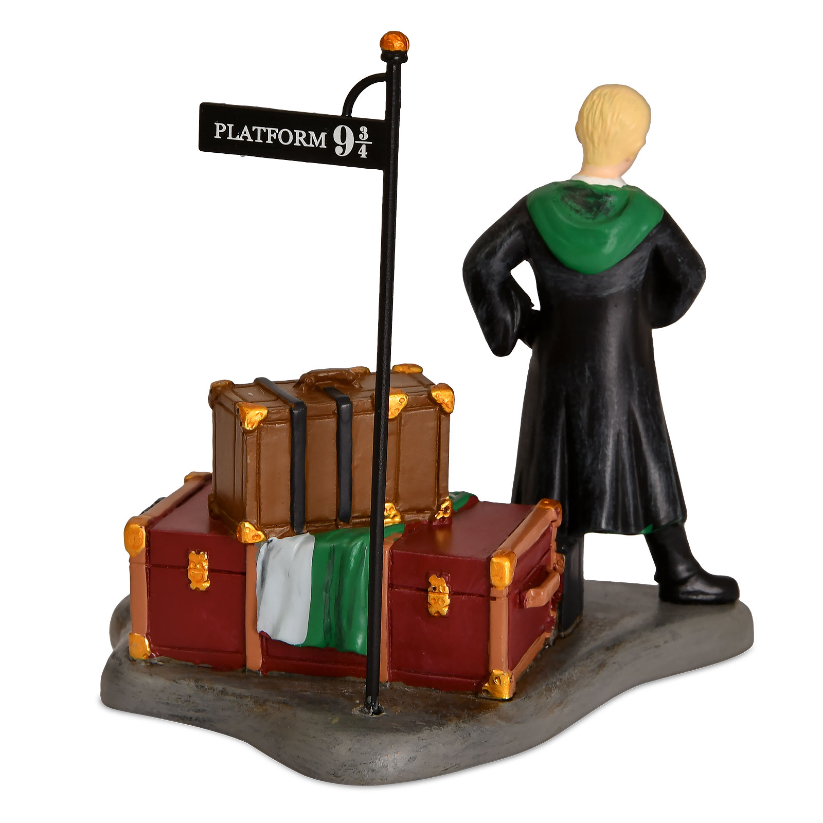 Harry Potter - Draco Malfoy auf Gleis 9 3/4 Figur