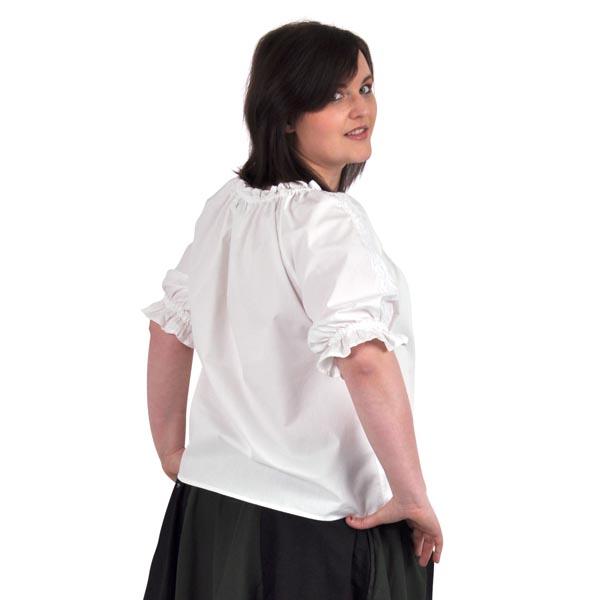 Luisa - Bluse mit Spitze