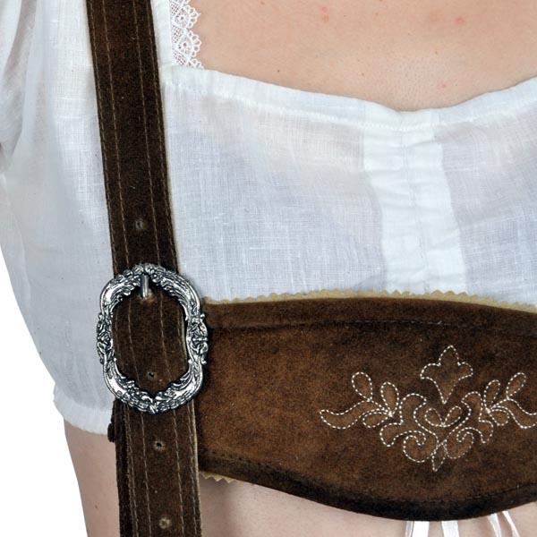 Trachtenhose Klassik Echtleder für Damen