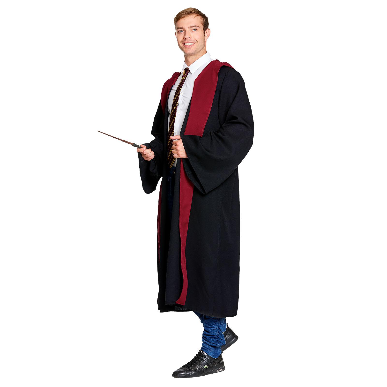 Zauberer Robe mit Kapuze