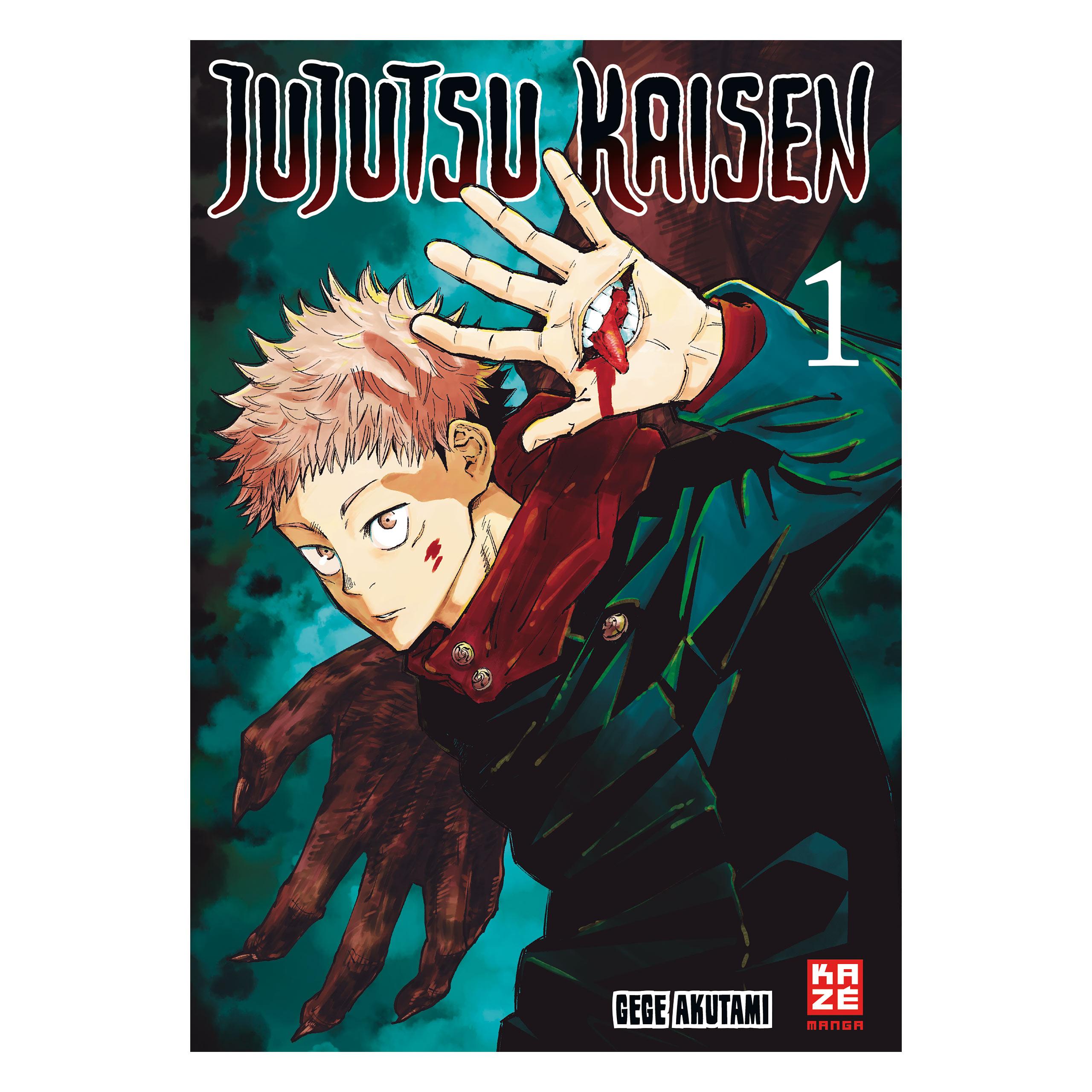 Jujutsu Kaisen - Band 1 Taschenbuch