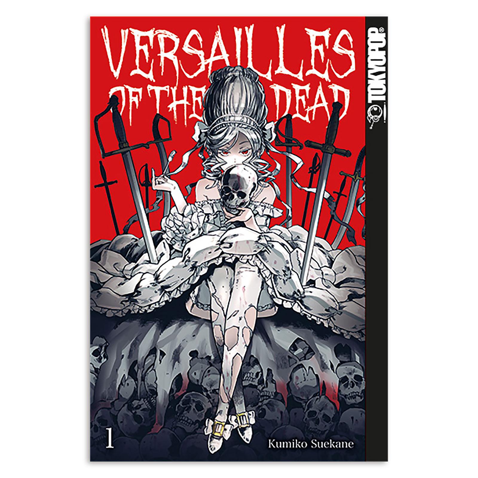 Versailles of the Dead - Band 1 Taschenbuch