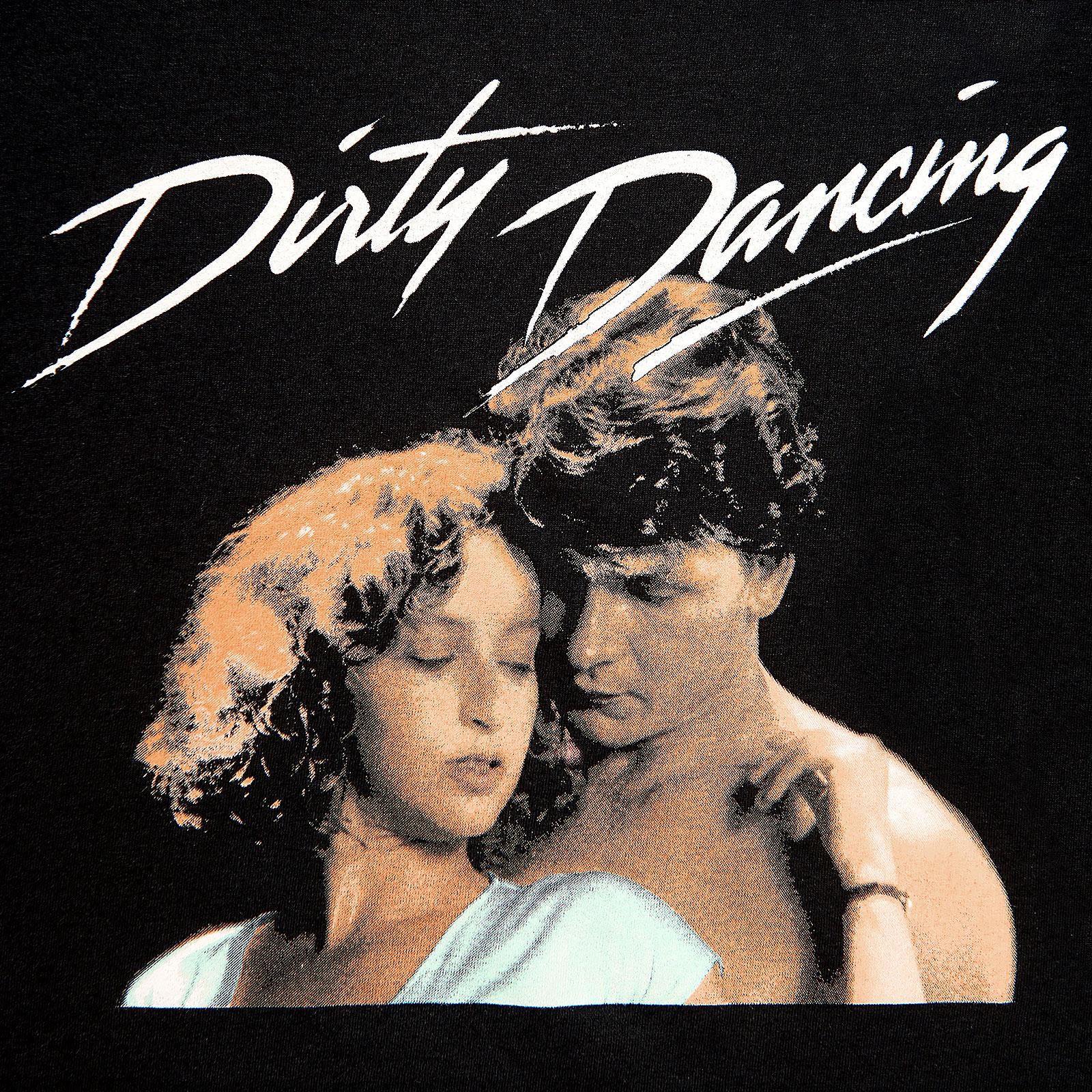 Dirty Dancing - Baby & Johnny T-Shirt Damen schwarz