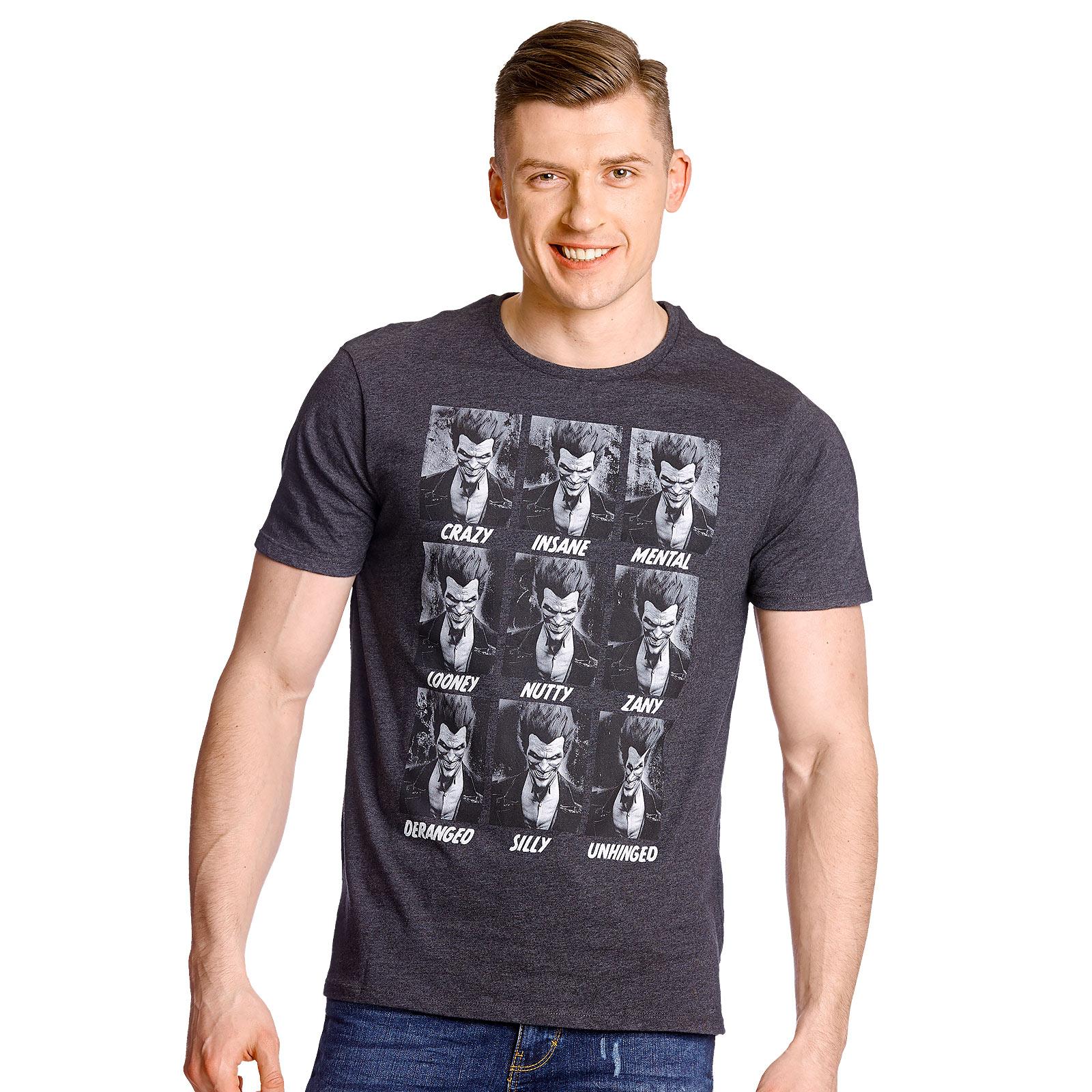 Batman - Emotions of Joker T-Shirt