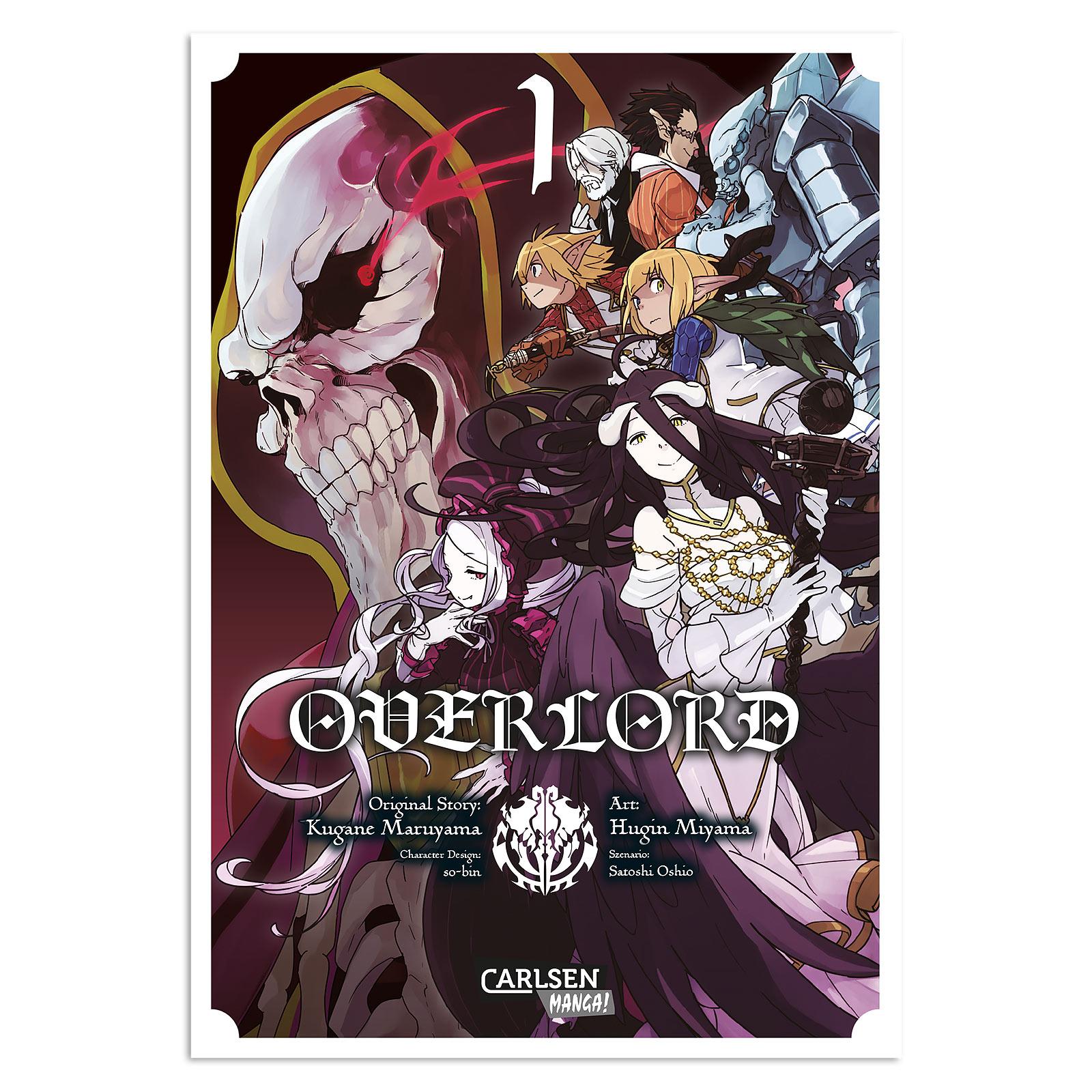 Overlord - Band 1 Taschenbuch