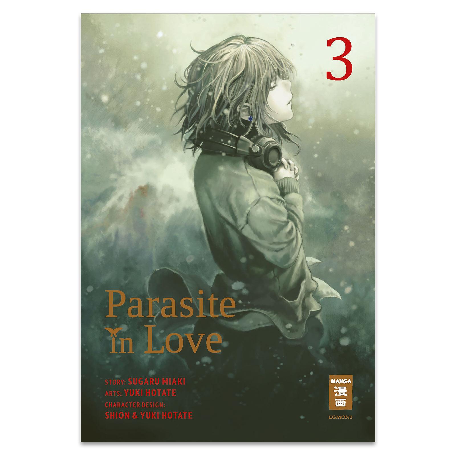 Parasite in Love - Band 3 Taschenbuch