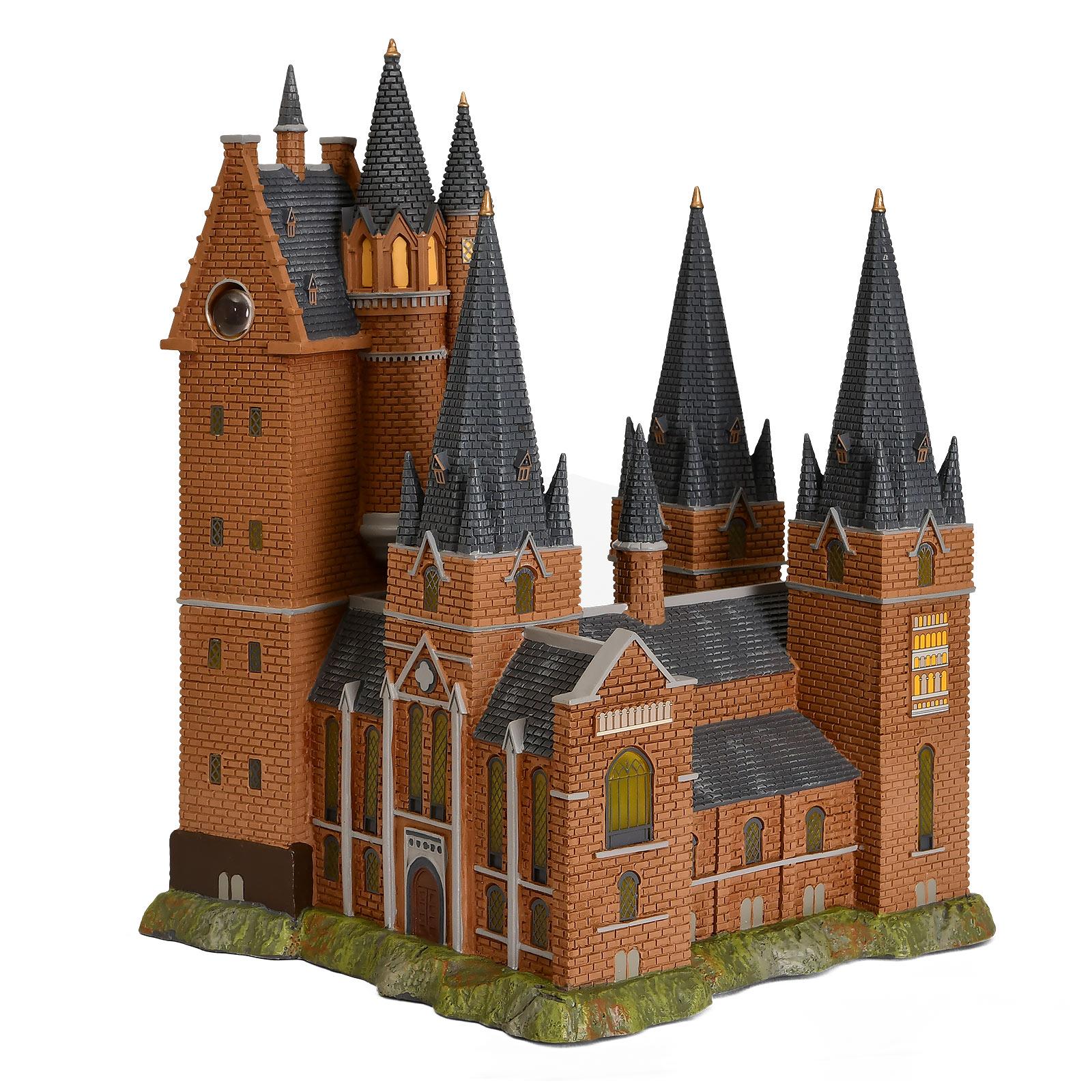 Hogwarts Astronomie-Turm Miniatur Replik mit Beleuchtung - Harry Potter