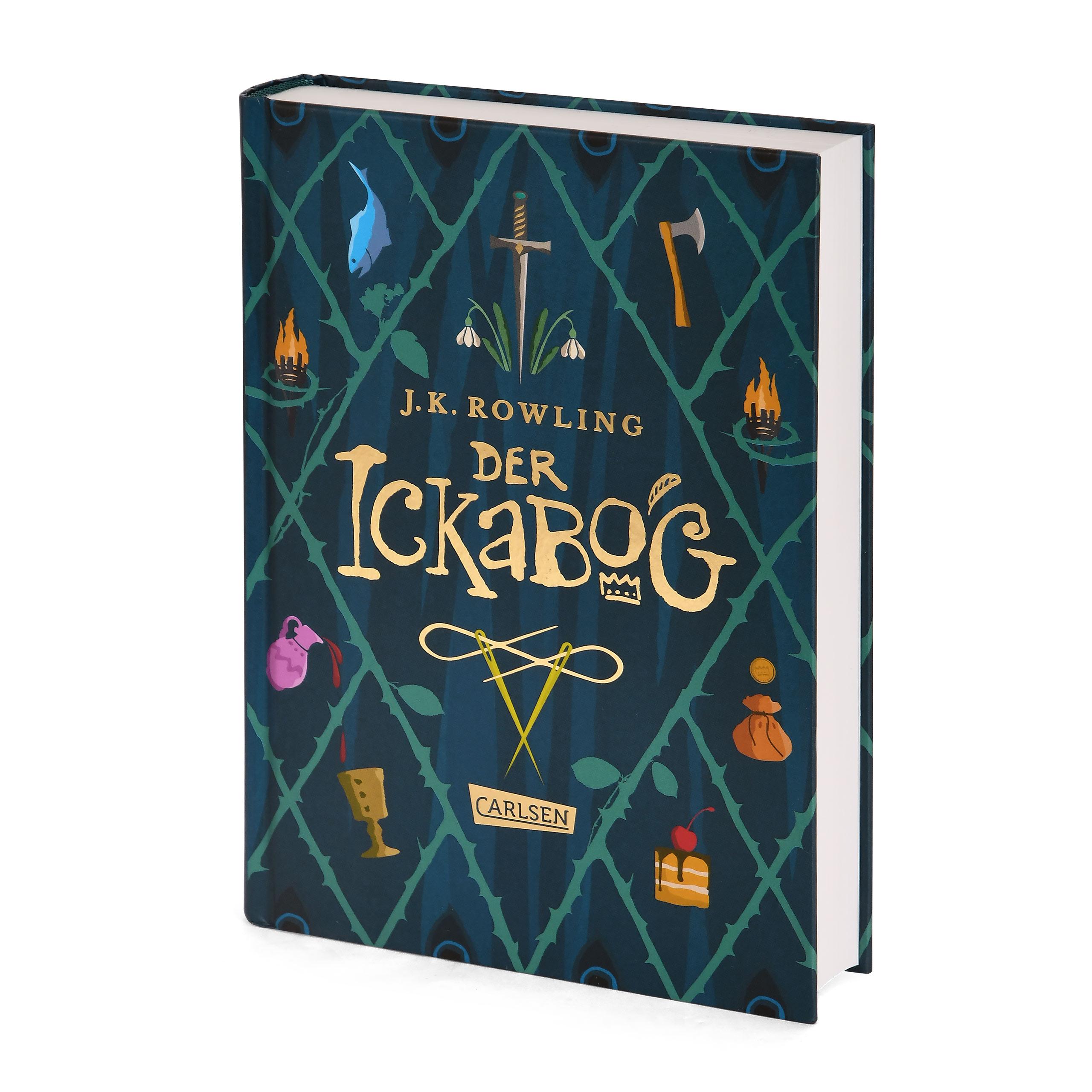 Der Ickabog - Gebundene Ausgabe