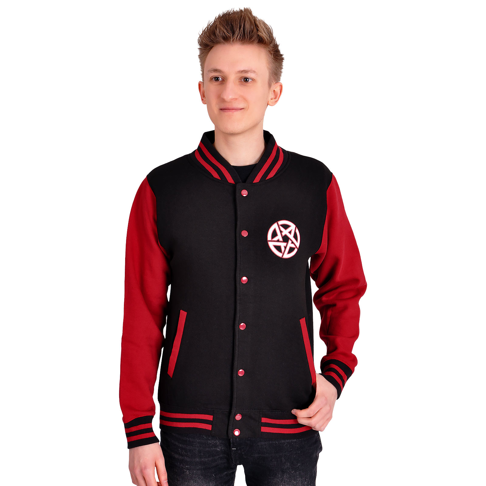 Supernatural - Winchester Brothers College Jacke