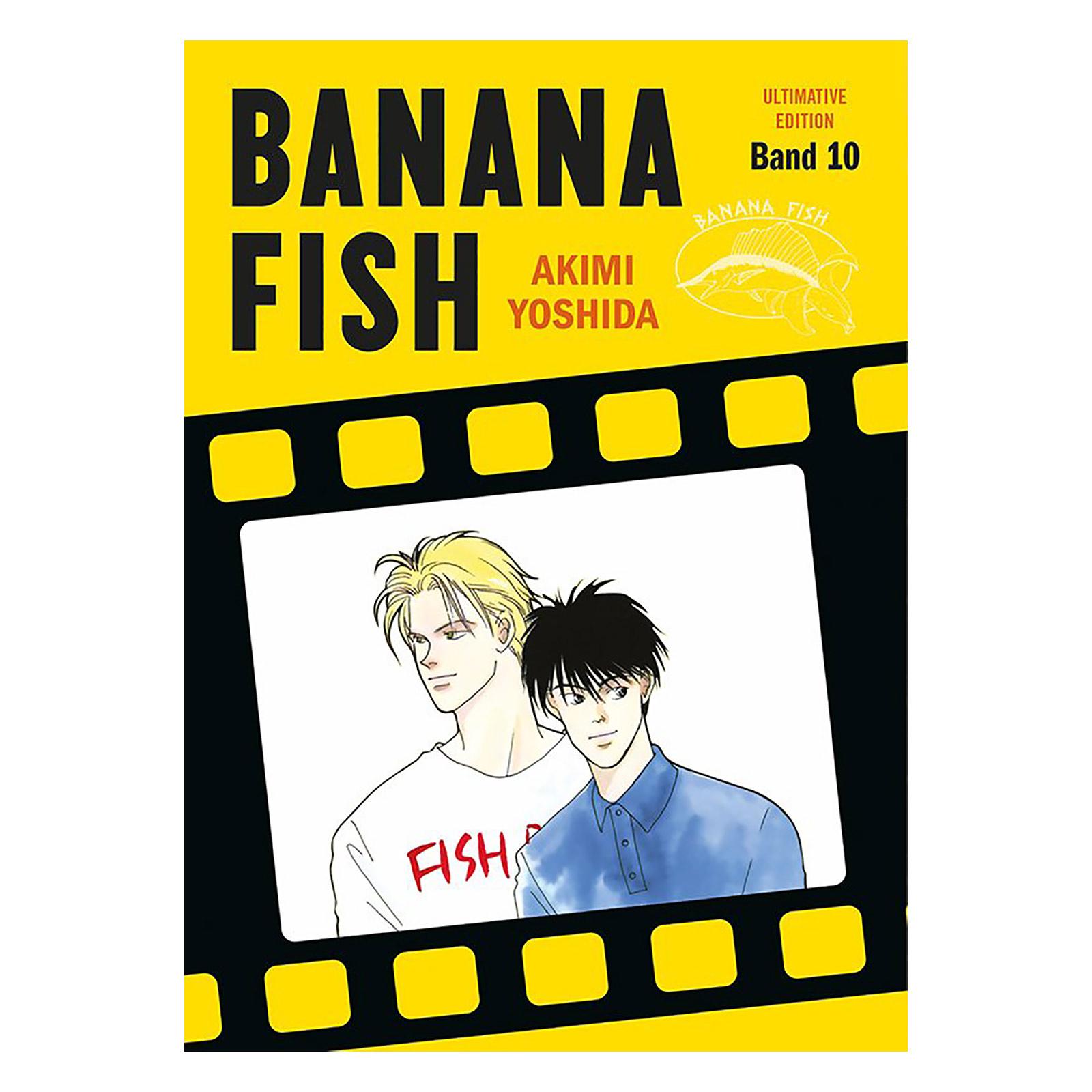 Banana Fish - Band 10 Taschenbuch Ultimate Edition