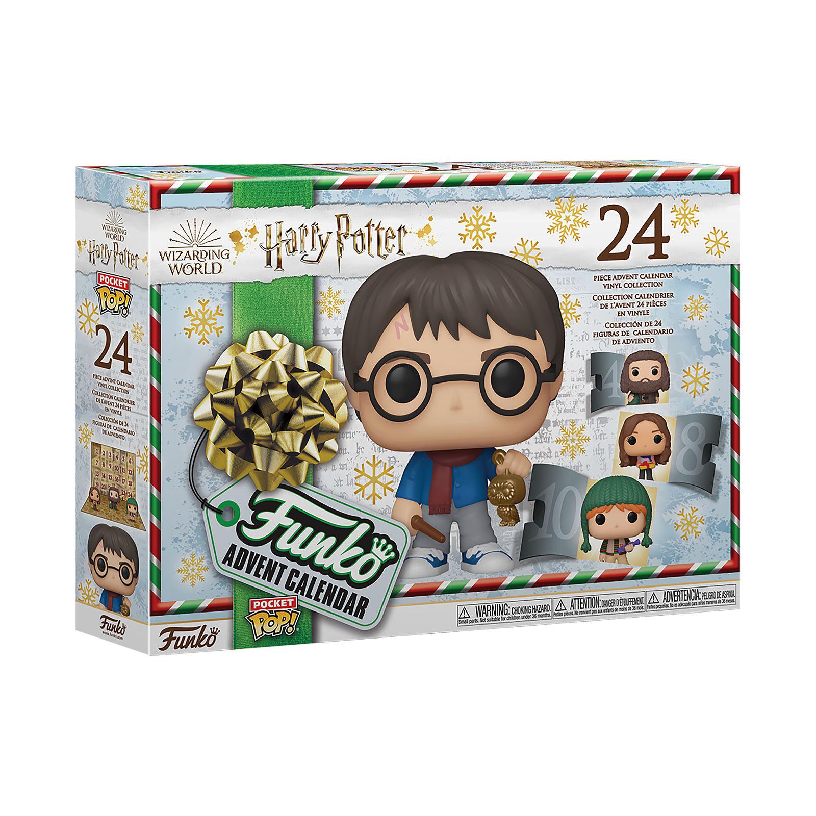 Harry Potter - Funko Pocket Pop Adventskalender 2020