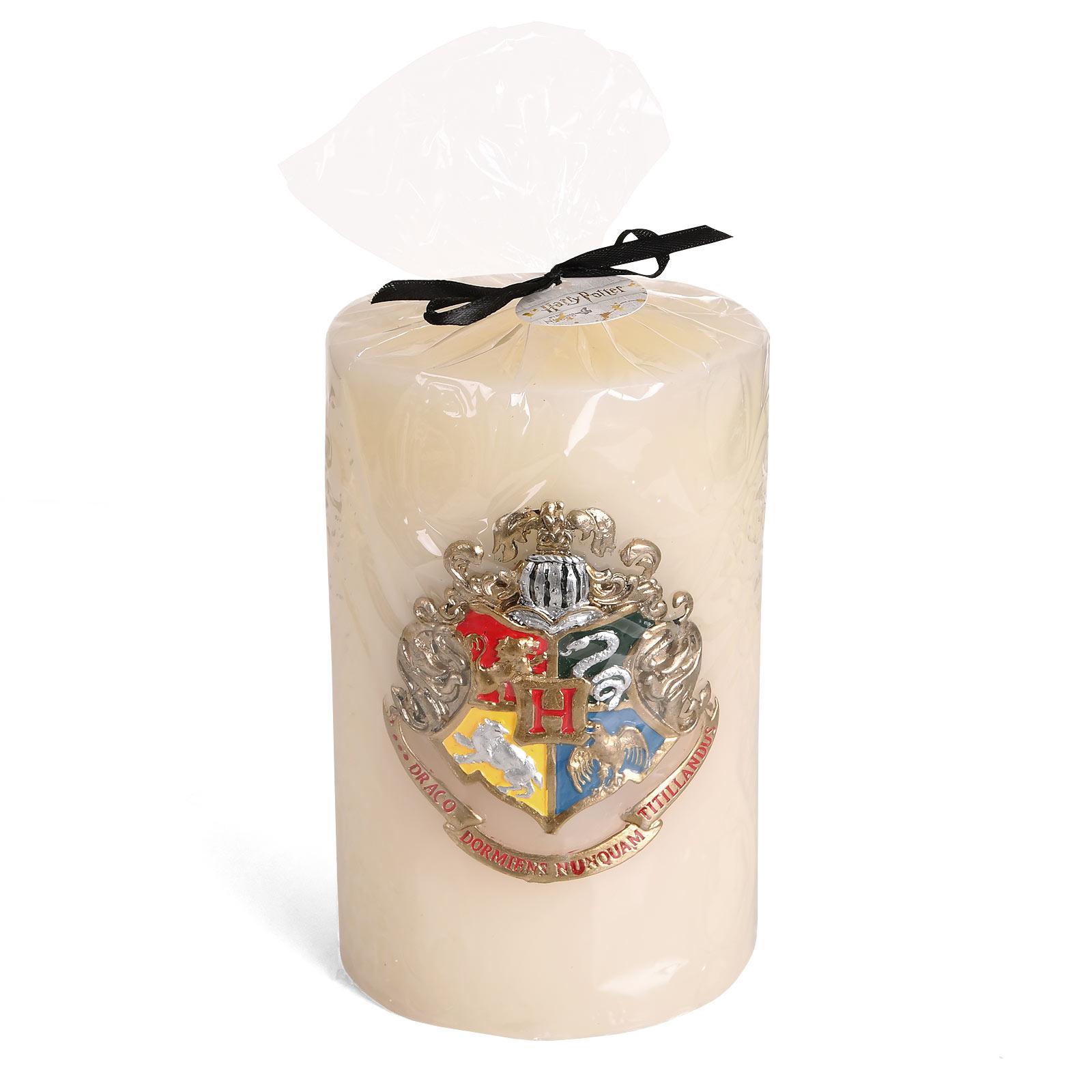 Harry Potter - Hogwarts Wappen XXL Kerze