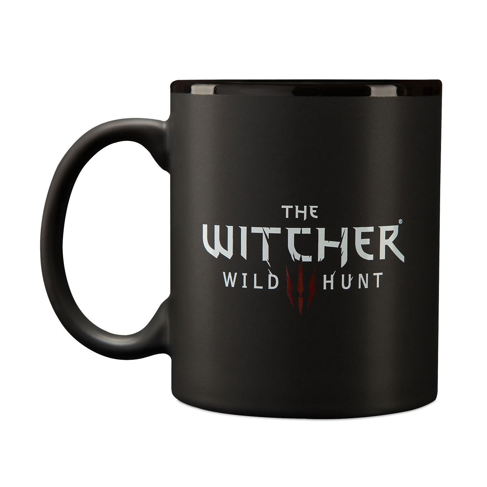 Witcher - White Wolf Tasse
