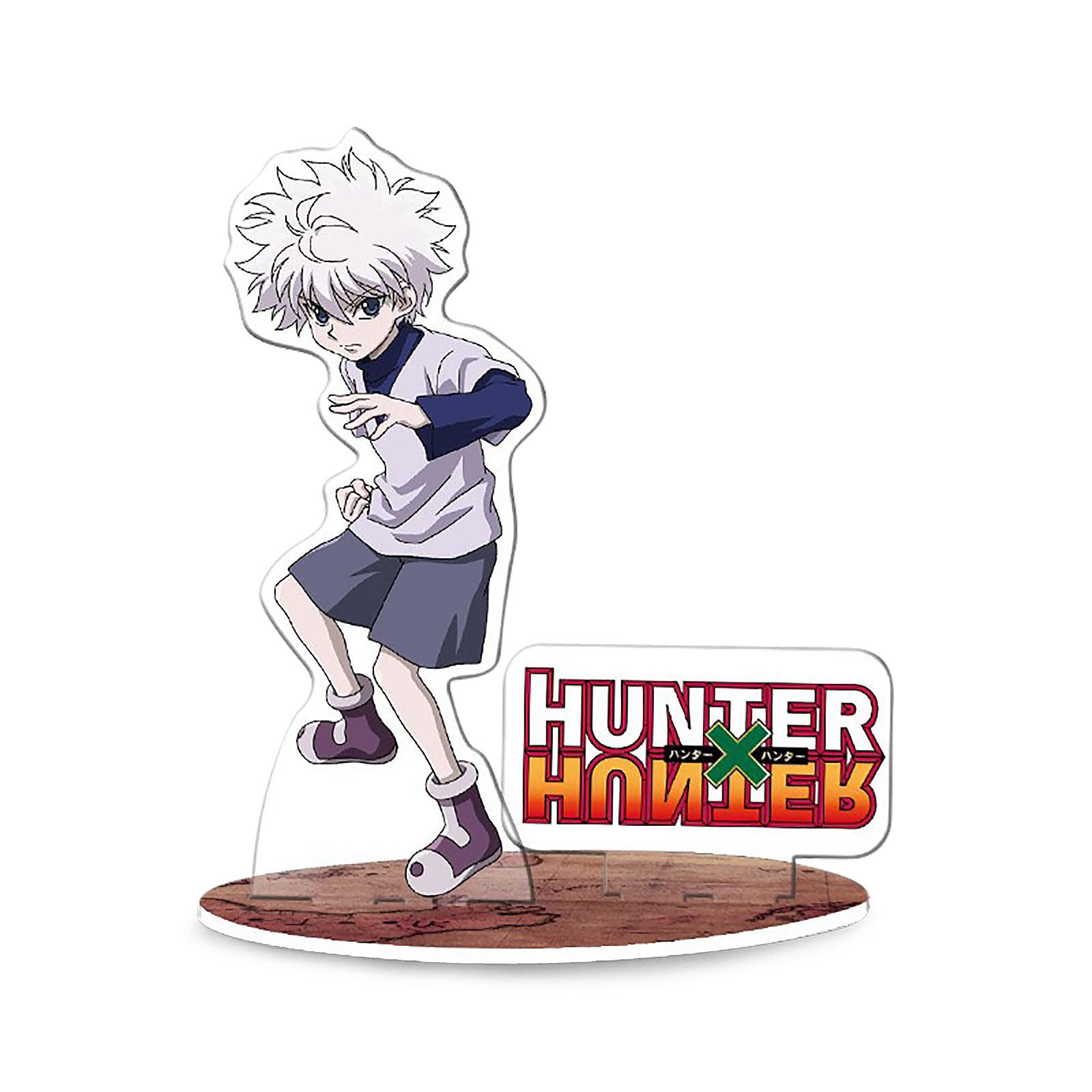 Hunter x Hunter - Killua Zoldyck Acryl Figur