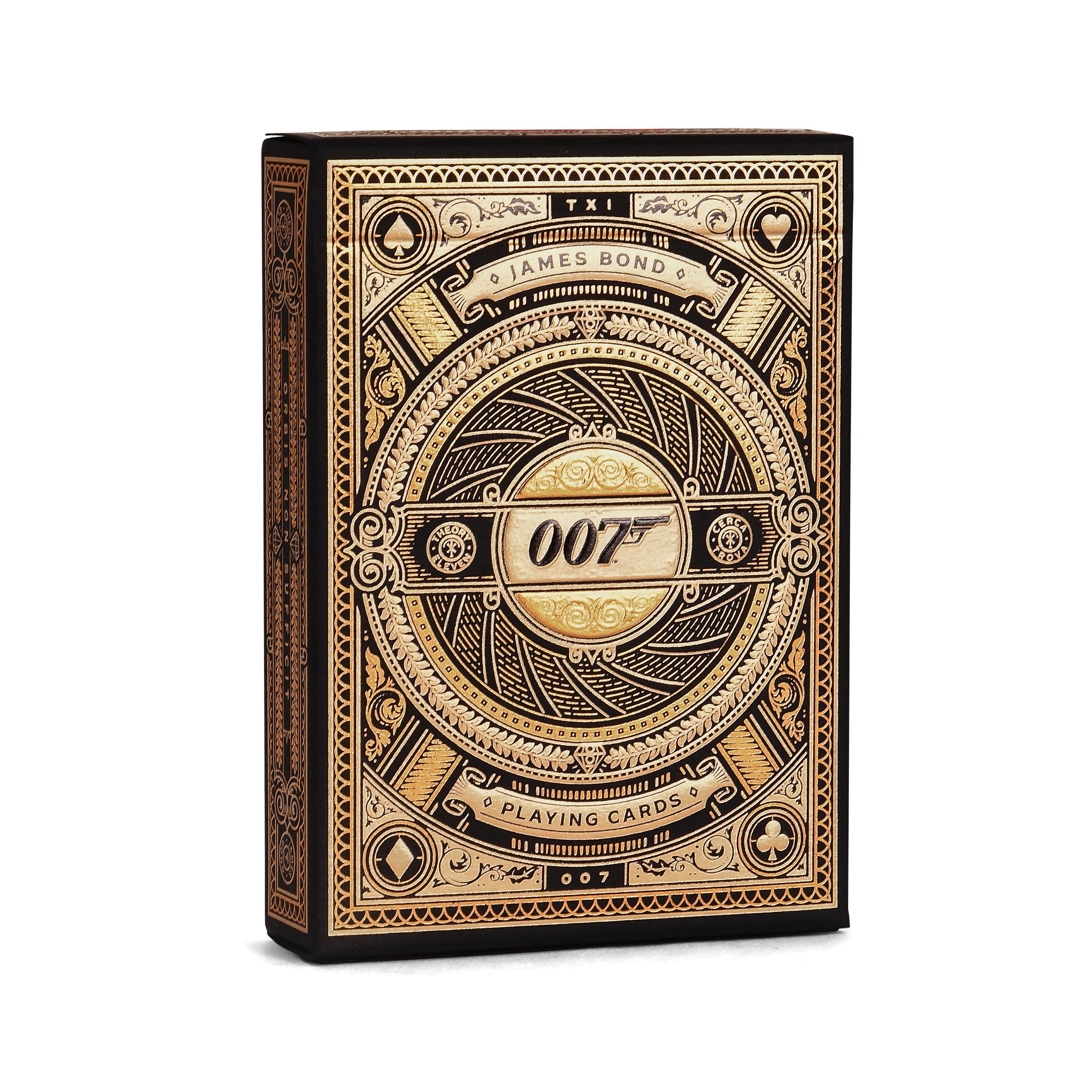 James Bond 007 Kartenspiel