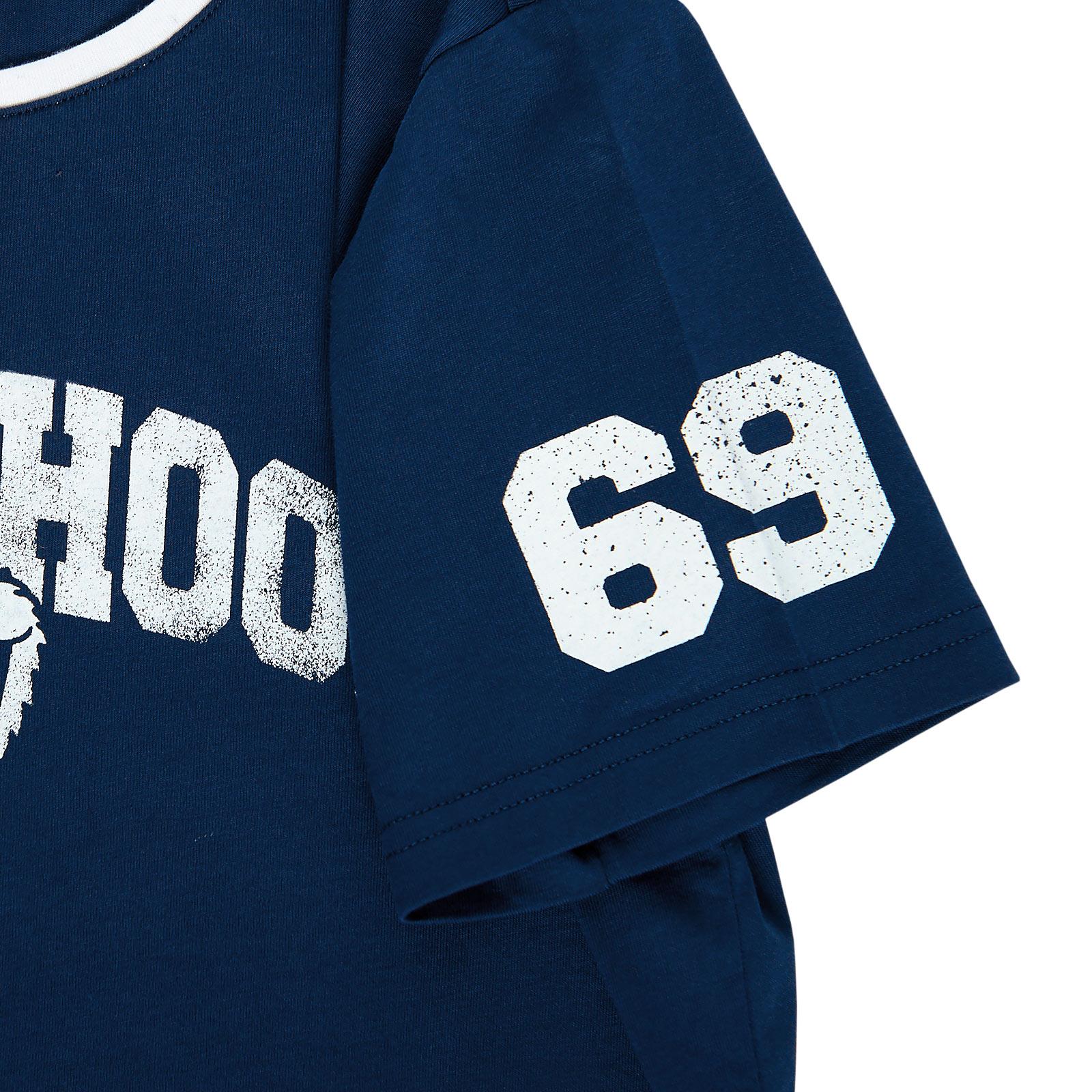 Sesamstraße - Oldschool T-Shirt Damen blau