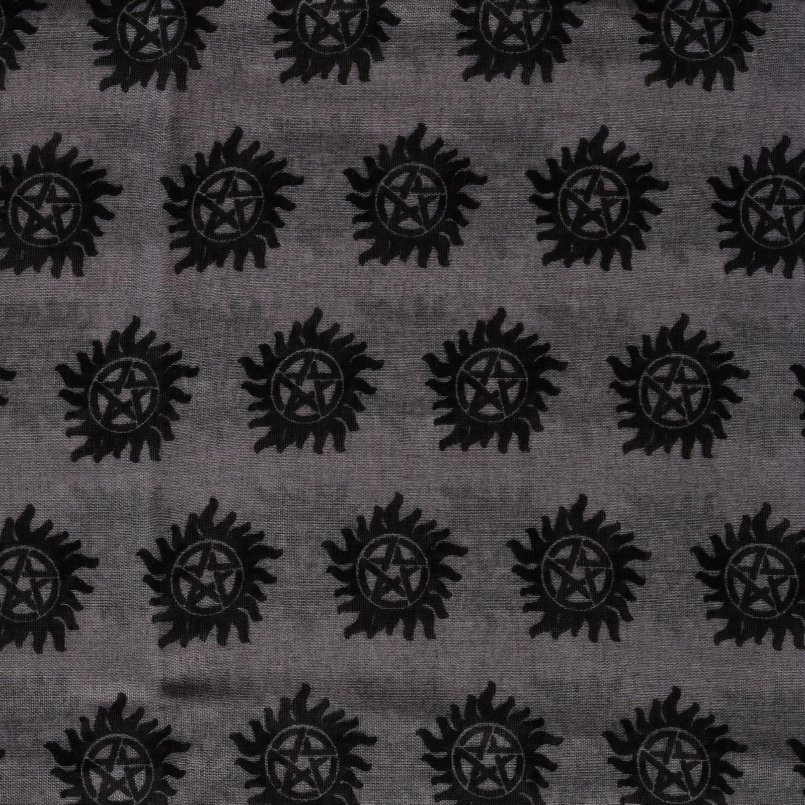 Supernatural - Anti Possession Symbol Loop Schal