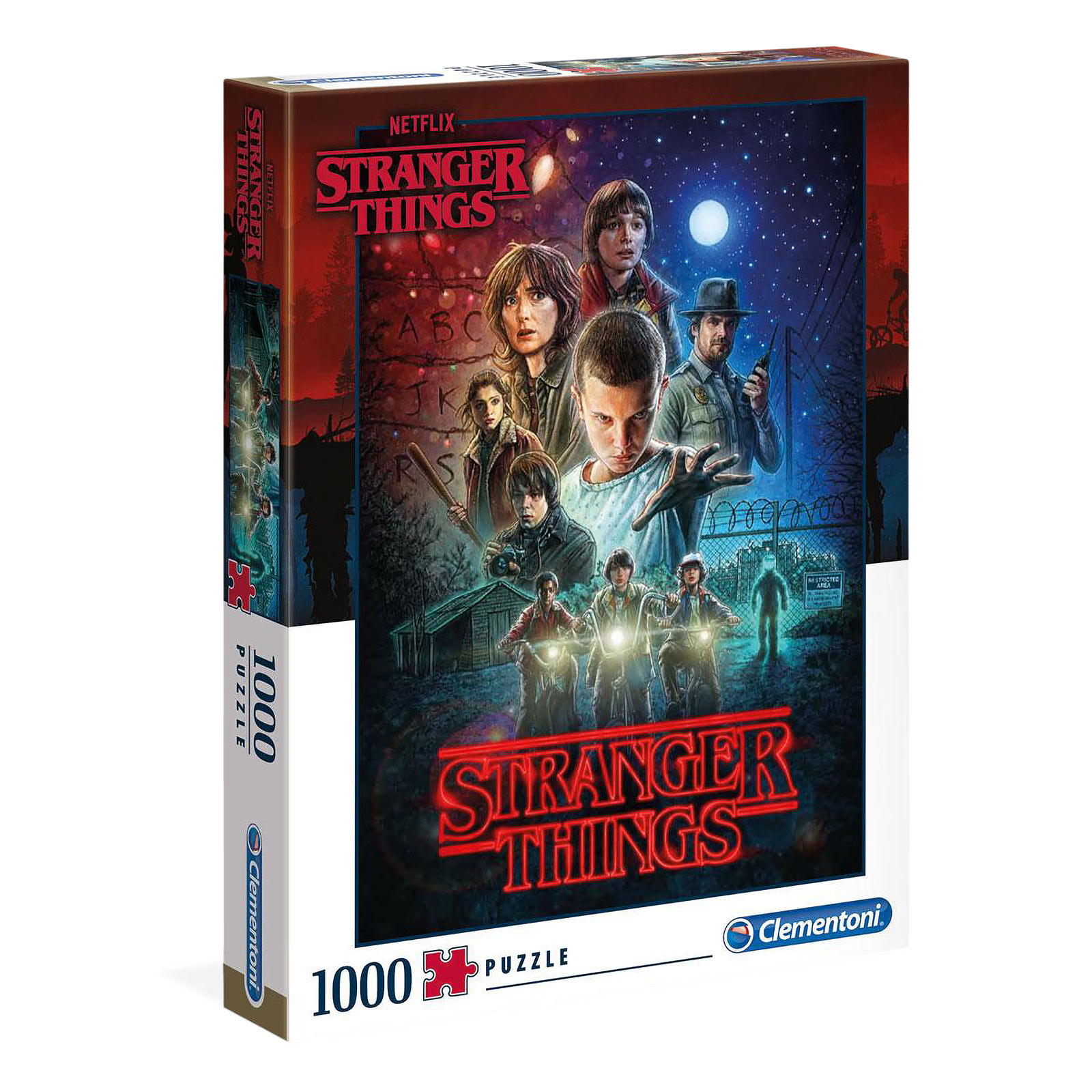 Stranger Things - Season 1 Puzzle