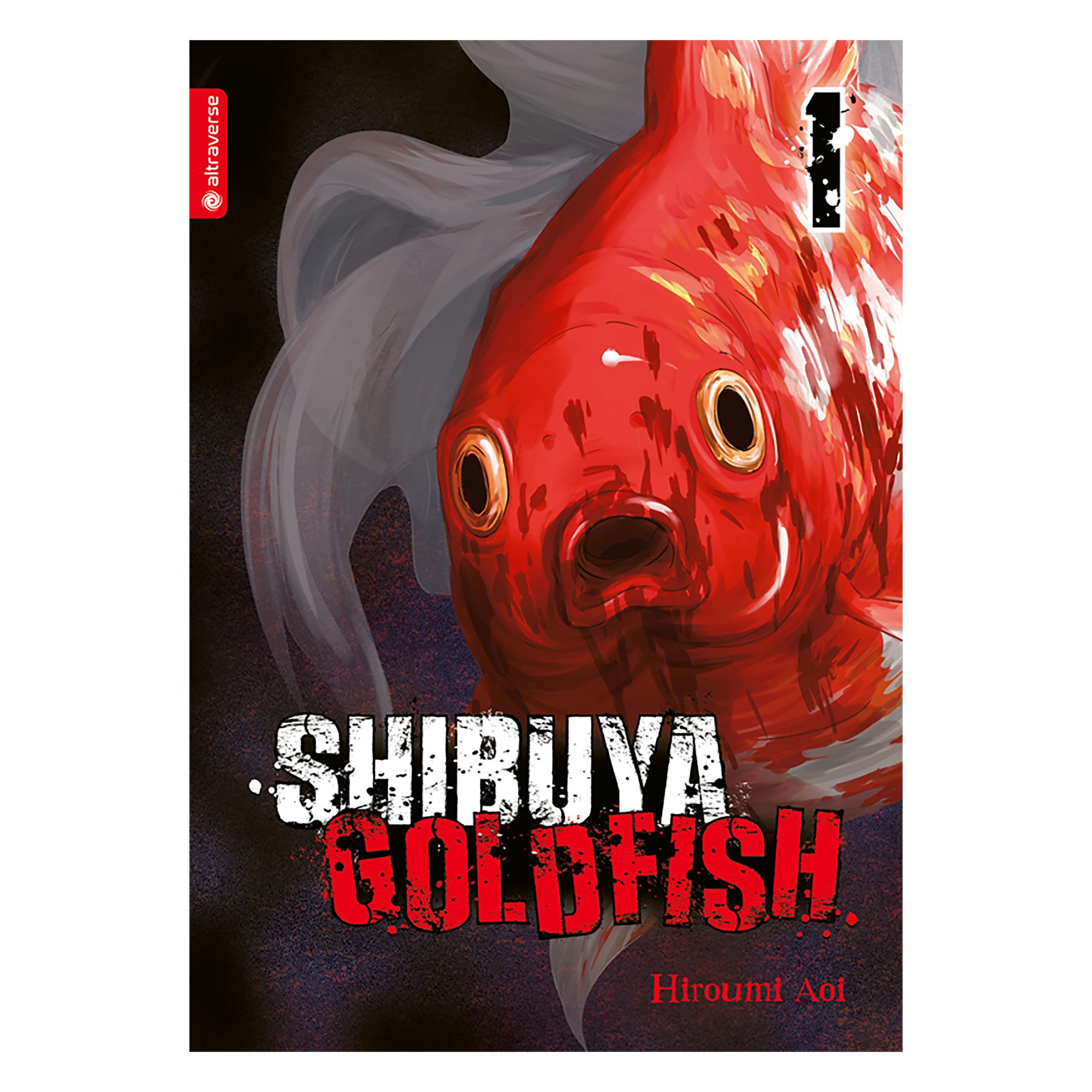 Shibuya Goldfish - Band 1 Taschenbuch
