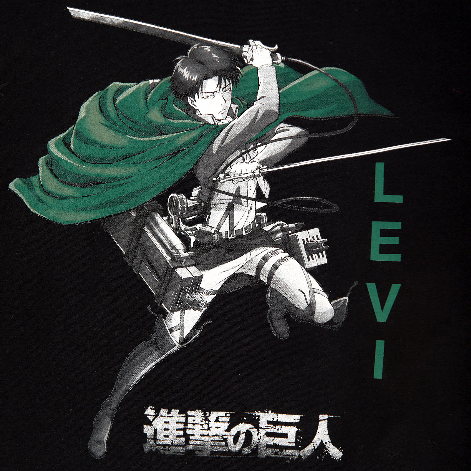 Attack on Titan - Levi T-Shirt