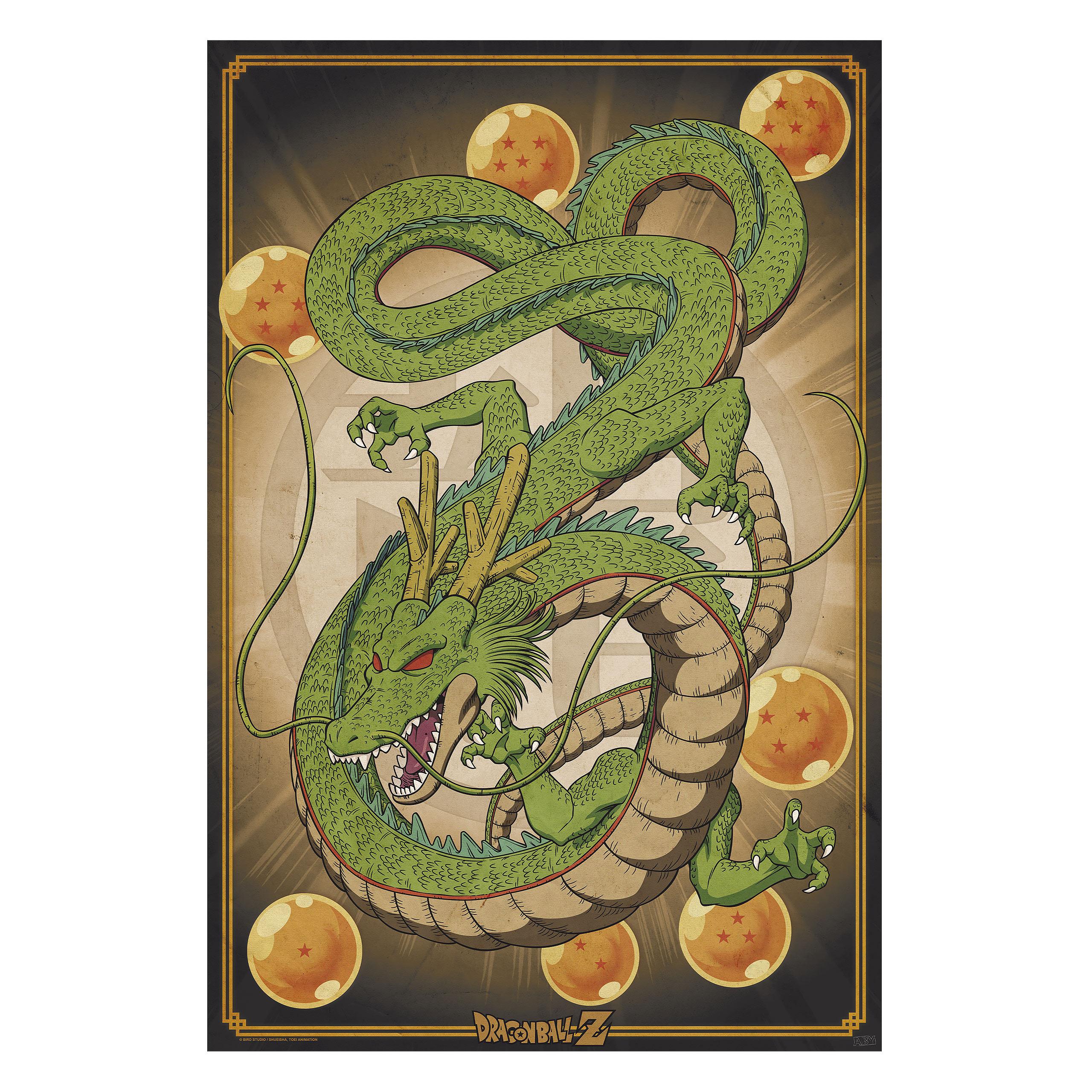 Dragon Ball - Shenlong Poster