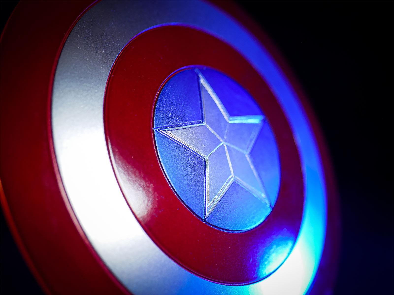 Captain America - Shield Replik Marvel Museum Collection