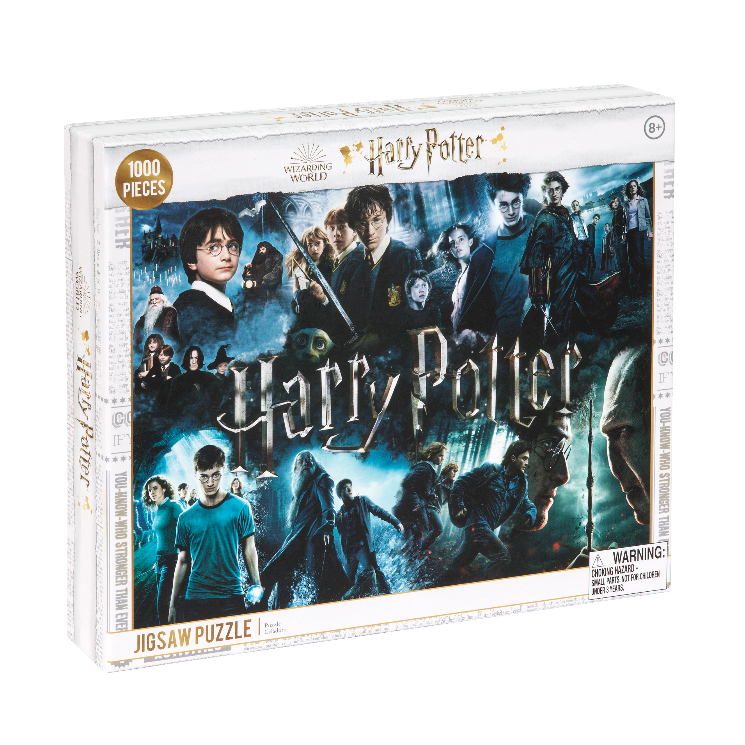 Harry Potter - Poster Collage Puzzle