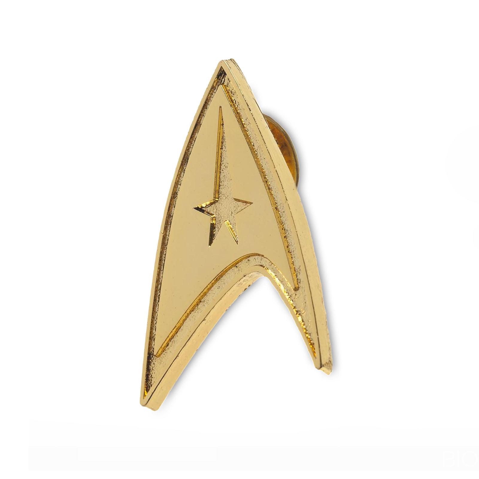 Star Trek - Kommando Abzeichen Pin