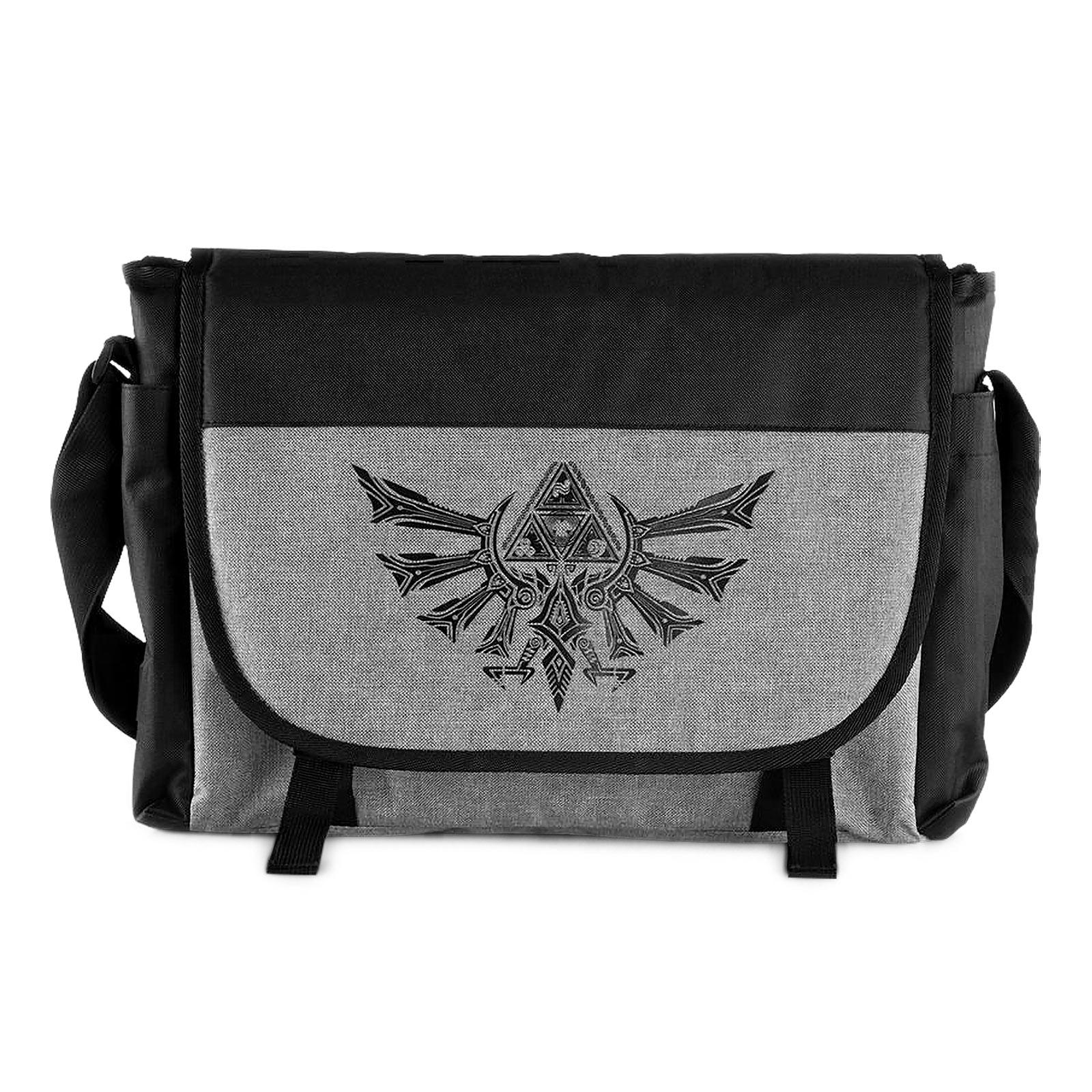 Zelda - Hyrule Art Logo Umhängetasche