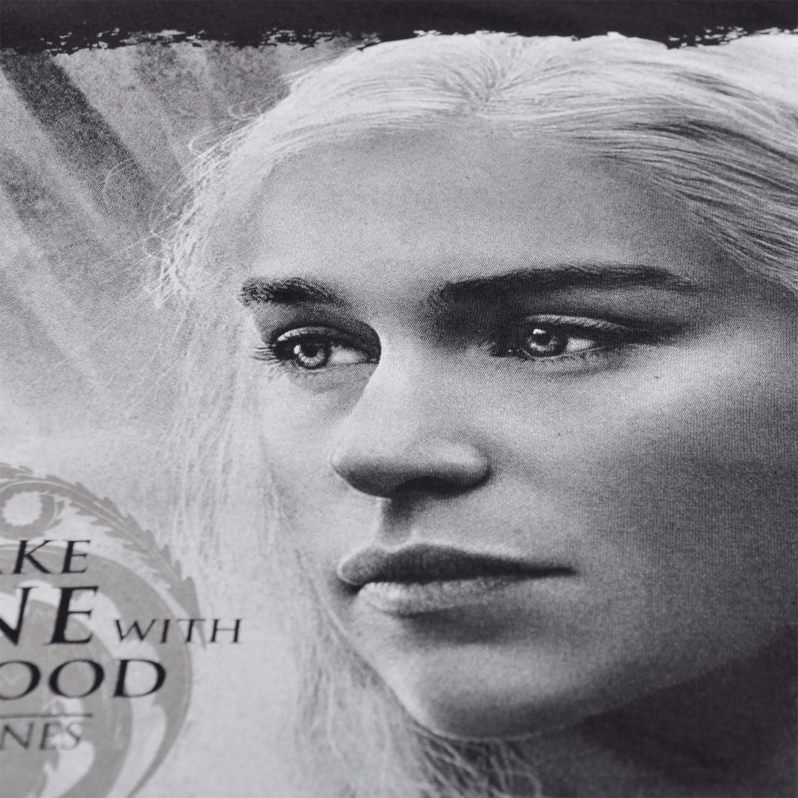 Game of Thrones - Daenerys Fire and Blood T-Shirt