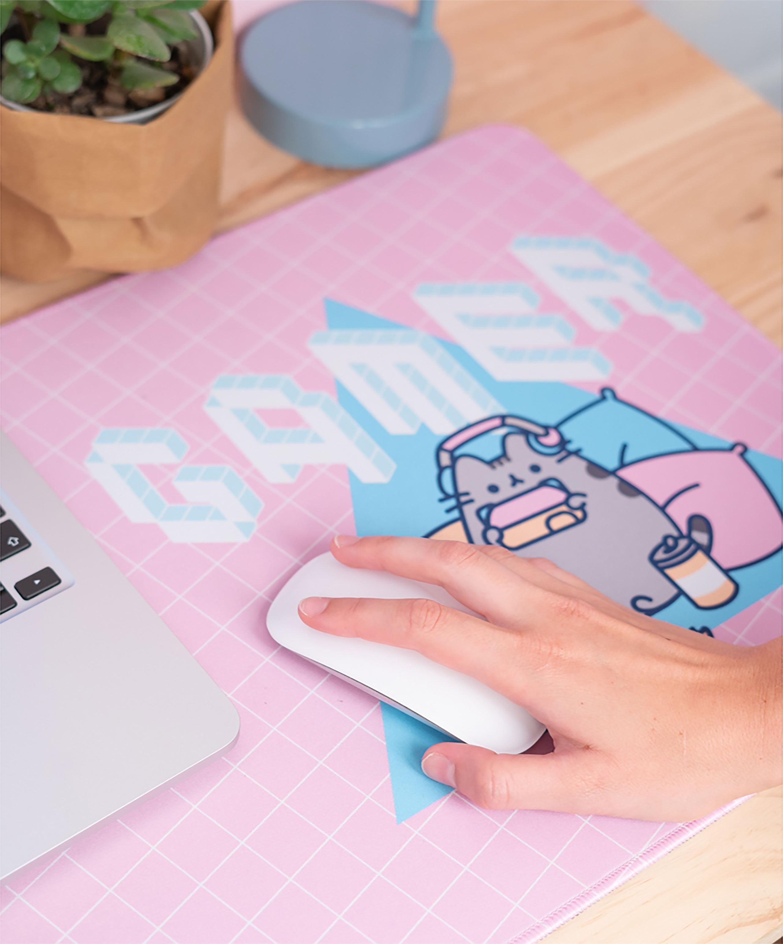 Pusheen - Gamer Mousepad