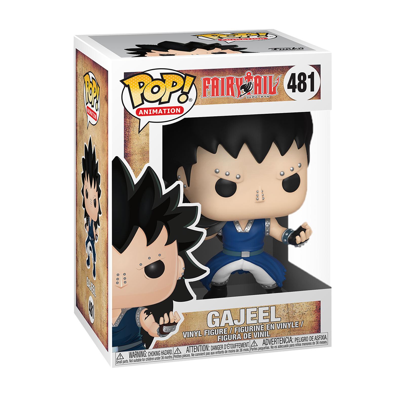 Fairy Tail - Gajeel Funko Pop Figur