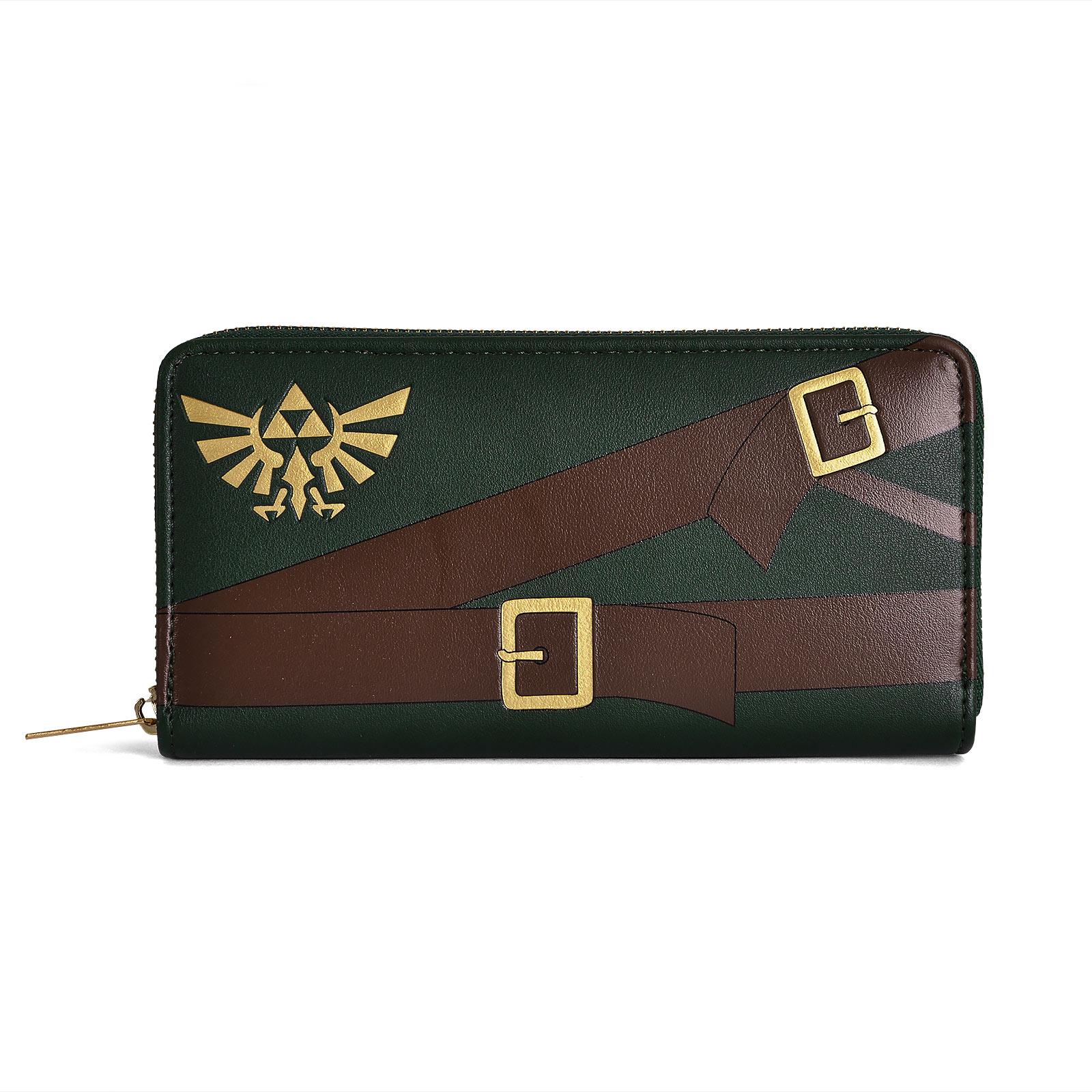 Zelda - Link Outfit Geldbörse Damen